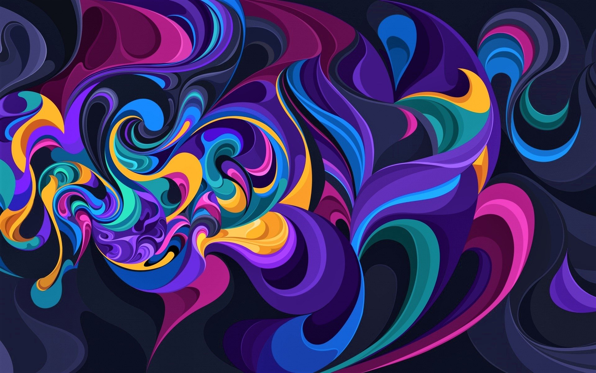 colorful abstract art wallpapers hd