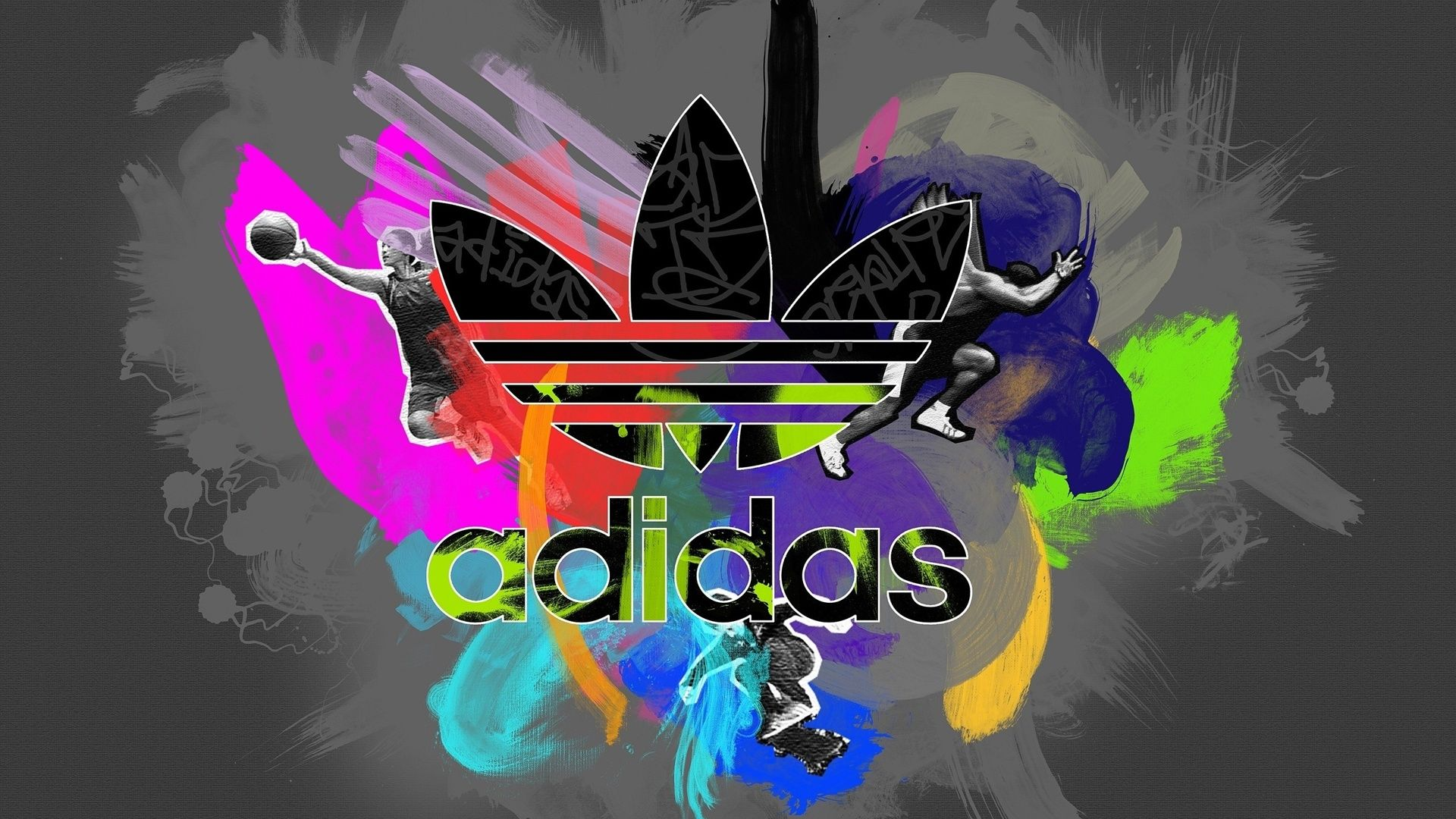 adidas with black background, adidas iphone wallpaper hd