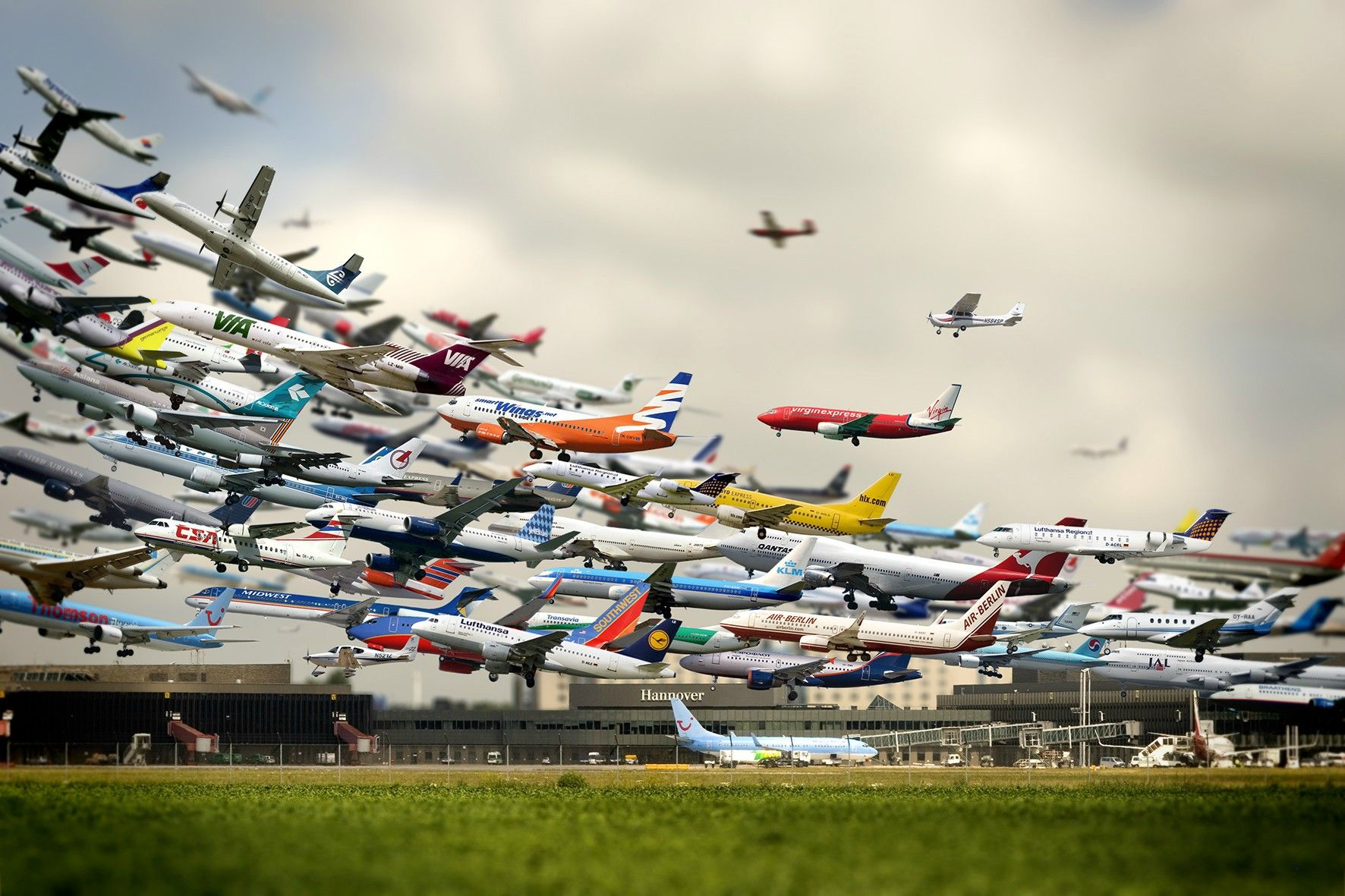airport background pictures