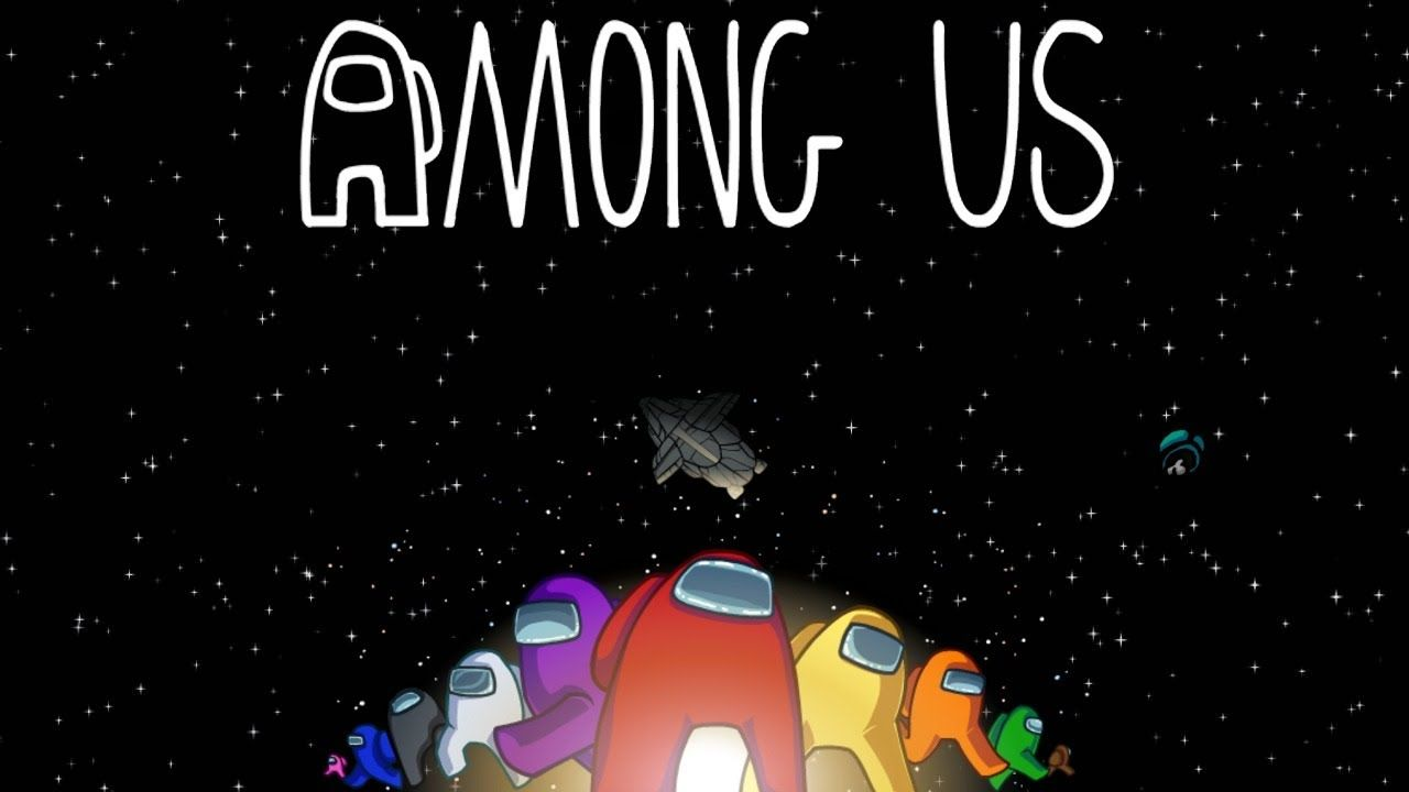 among us game wallpaper pc