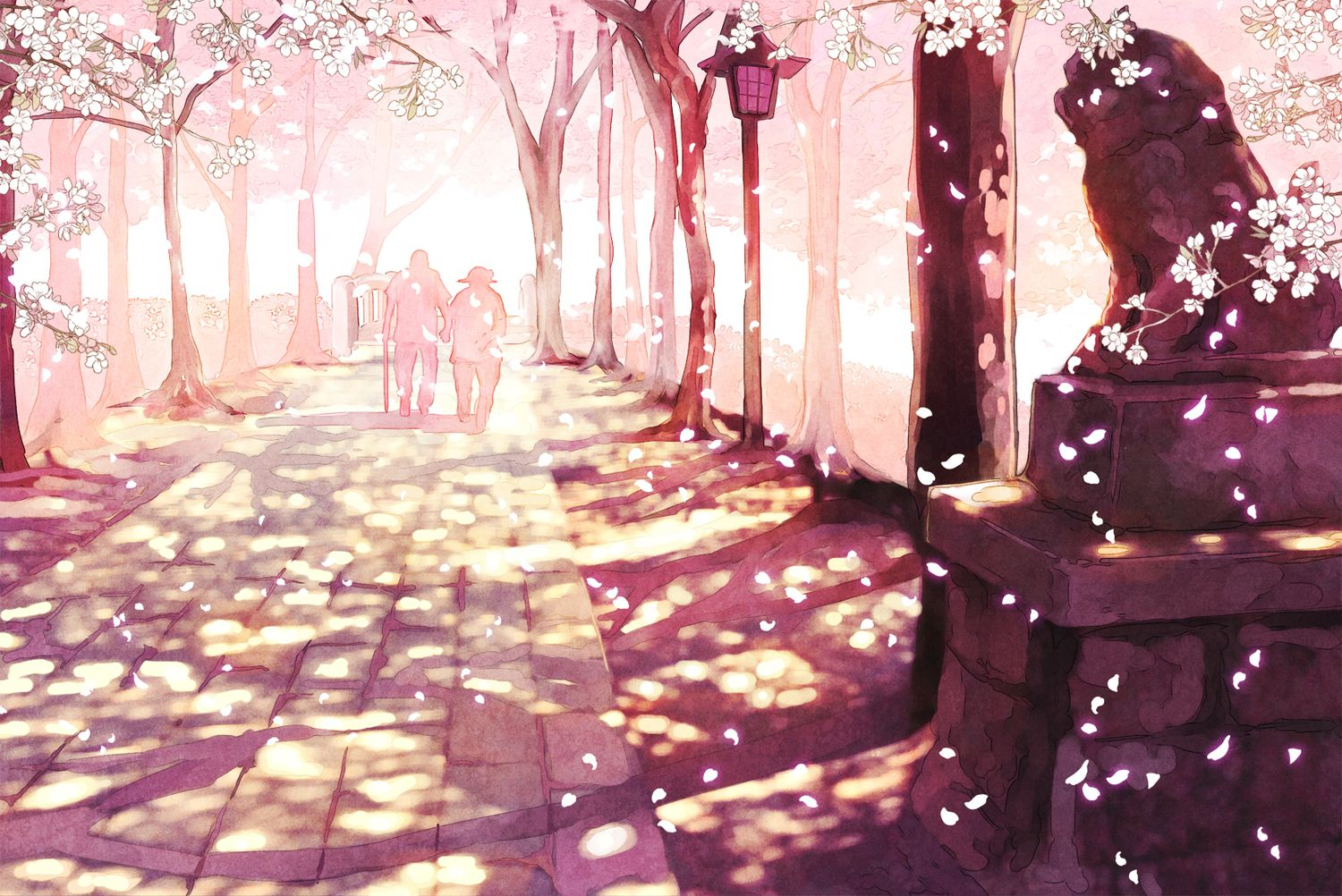 anime scenery backgrounds