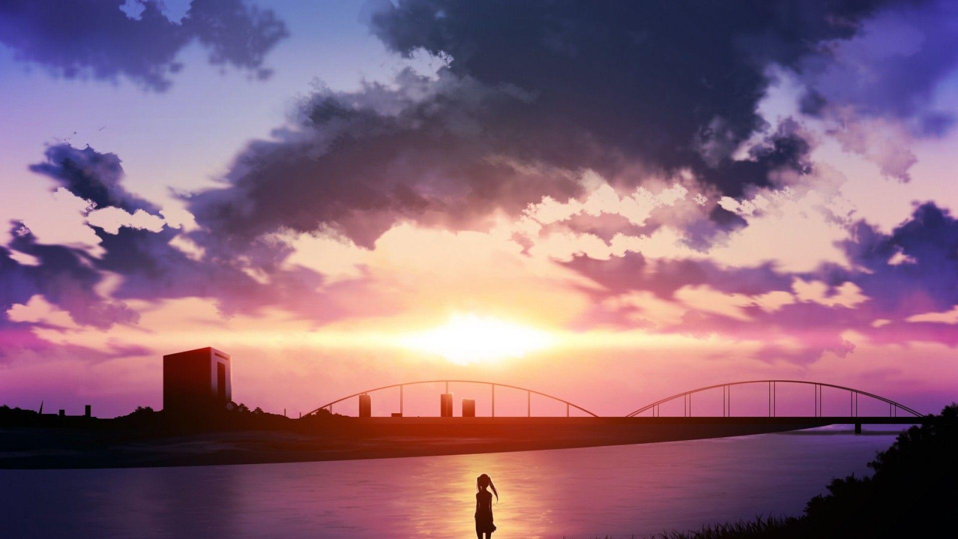 scenic anime