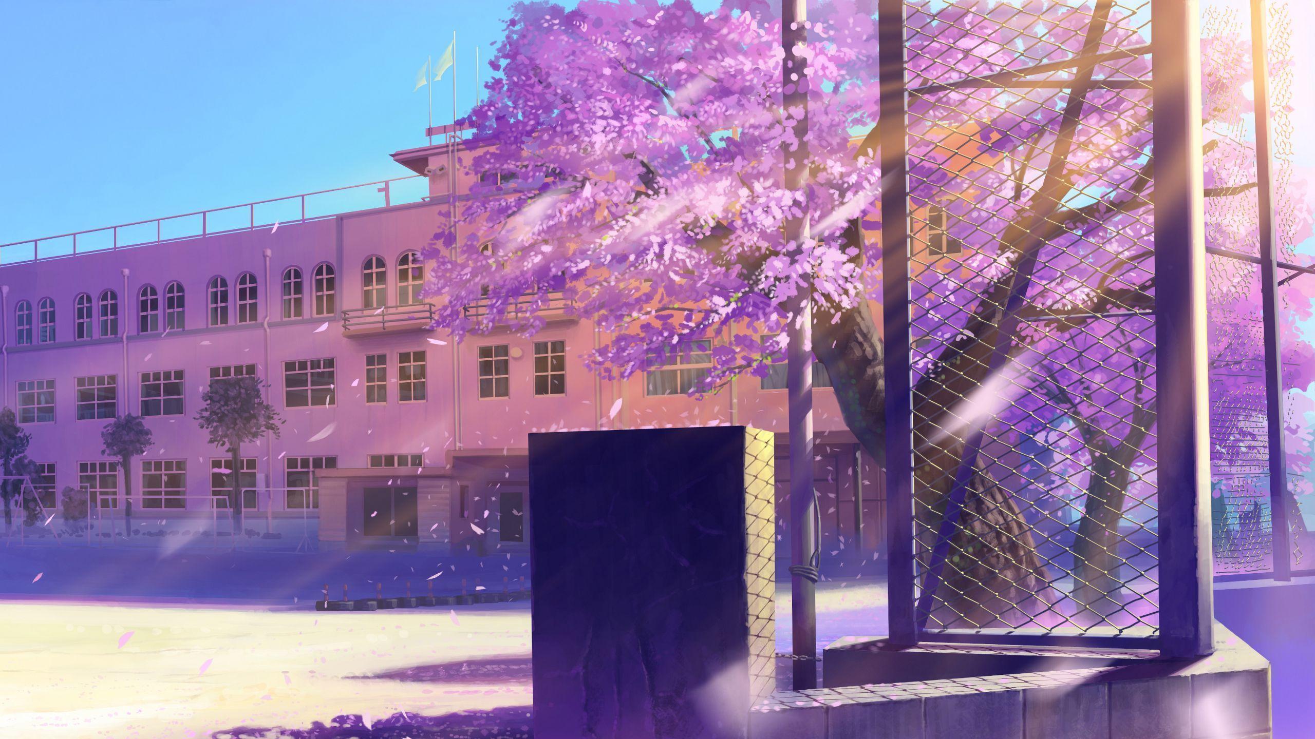 manga scenery