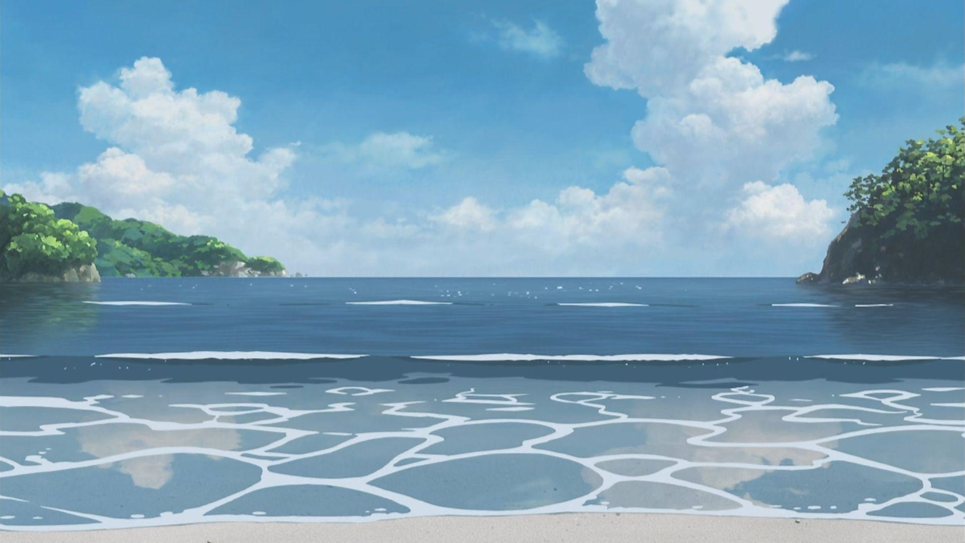 anime scenery wallpaper 4k