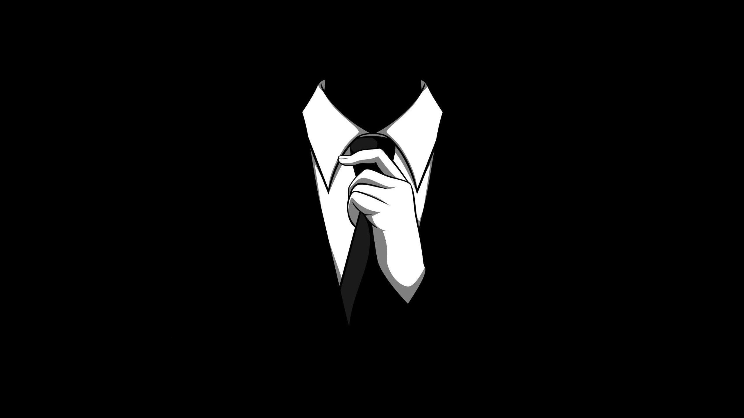anonymous desktop background