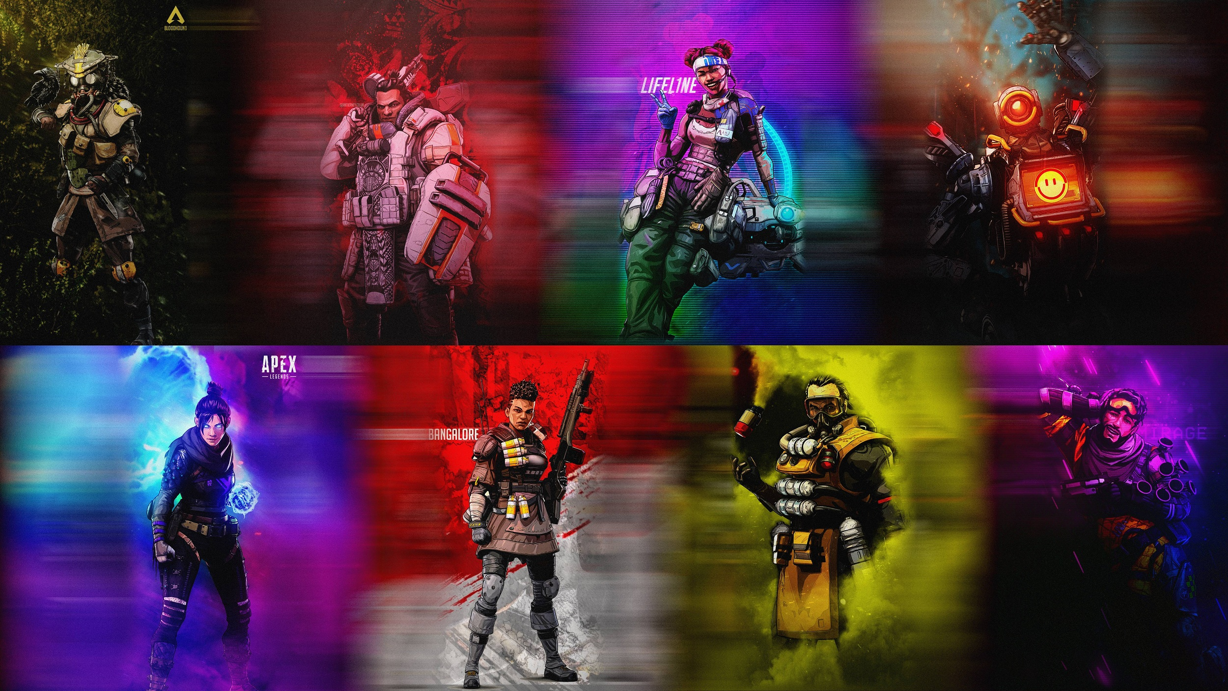 apex backgrounds