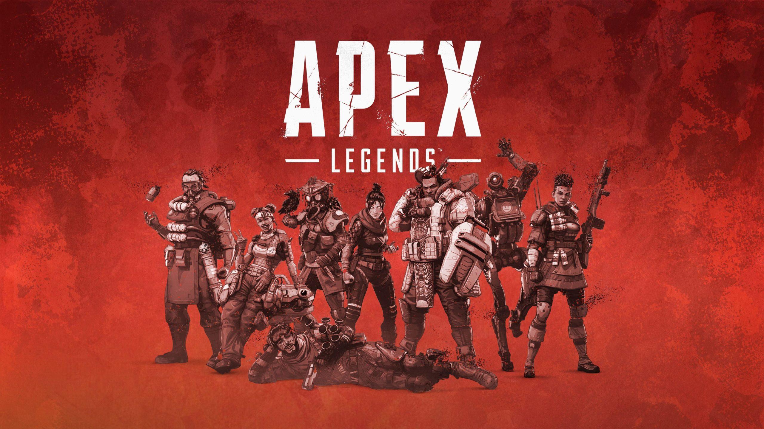 Apex Legends hd Wallpaperd