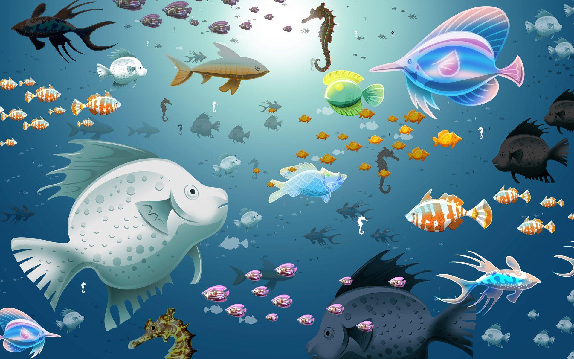 free printable aquarium backgrounds