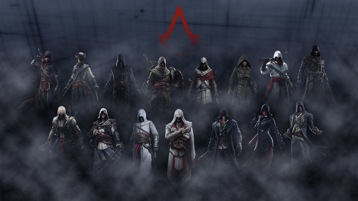 assassin's creed wallpaper hd free download