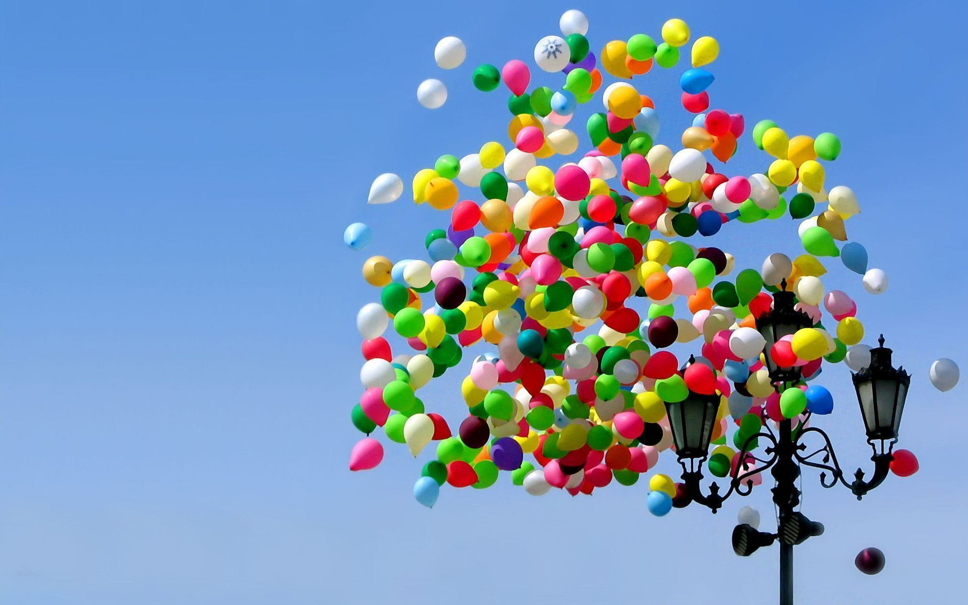 balloons photographs