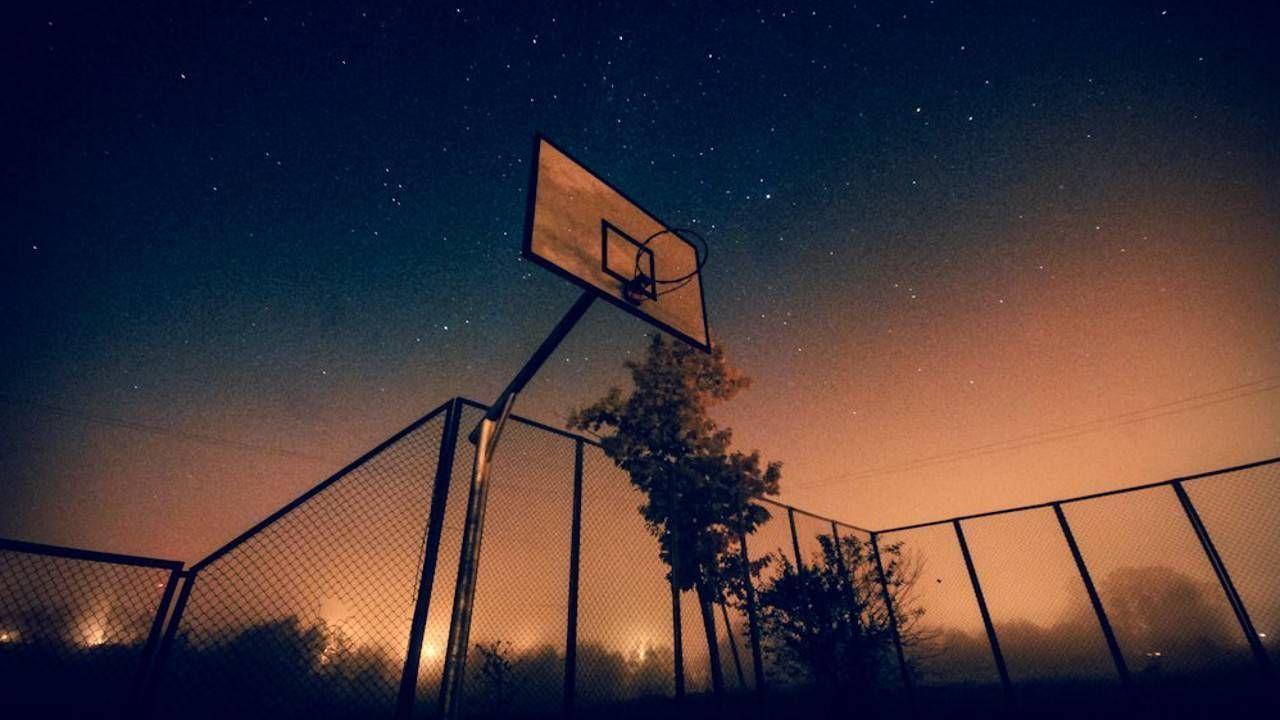 basketball ball wallpaper