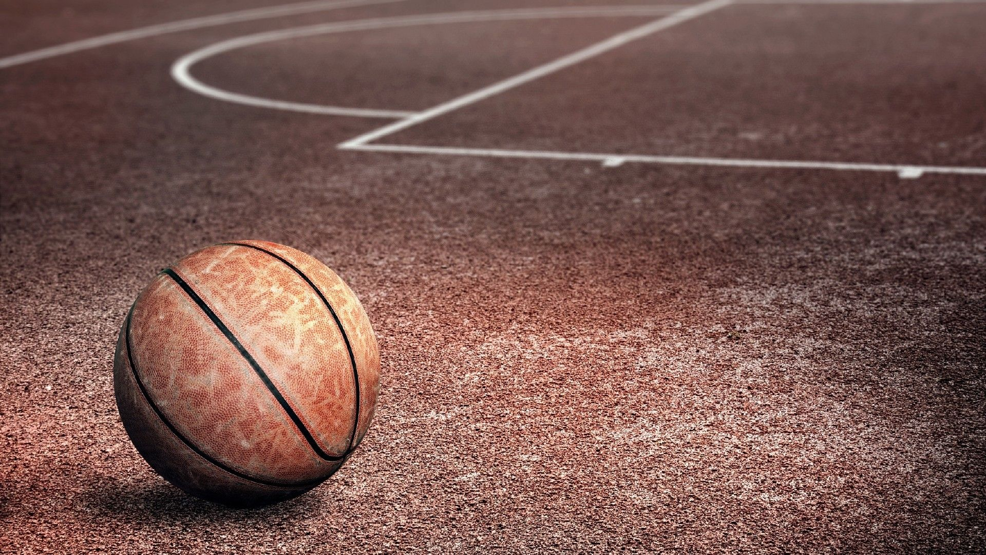 hd basketball court