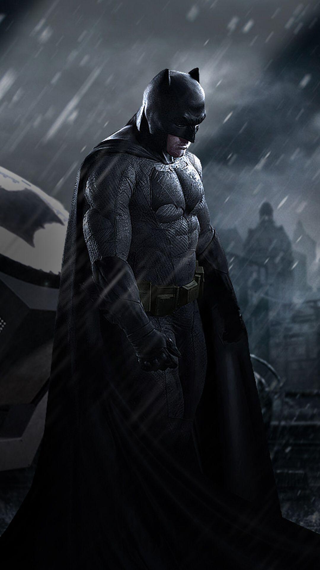 batman hd wallpaper for android