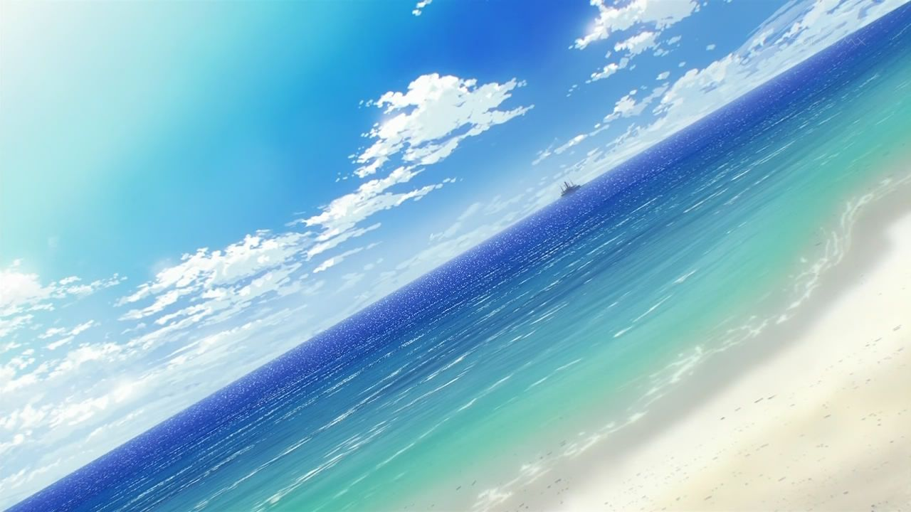 animated beach backgrounds