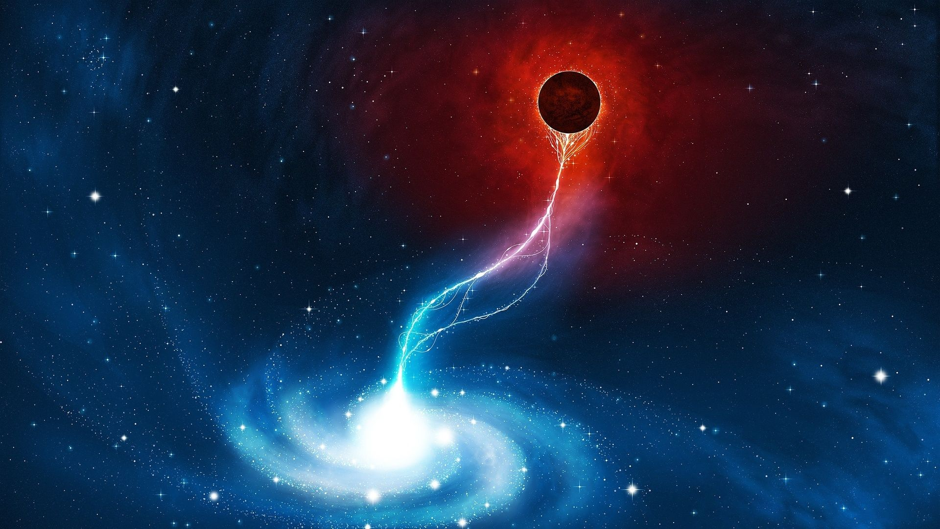 Black Hole Wallpapers Trumpwallpapers