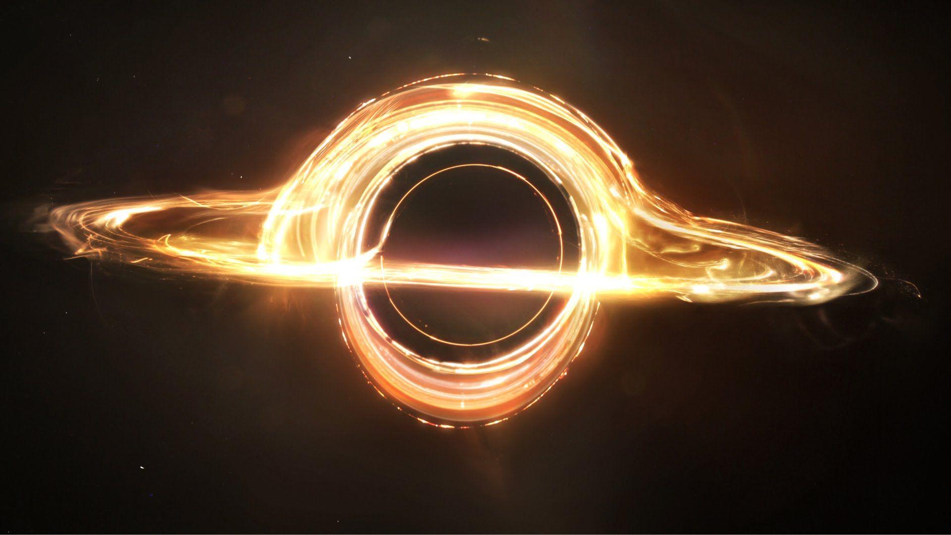 black hole background hd