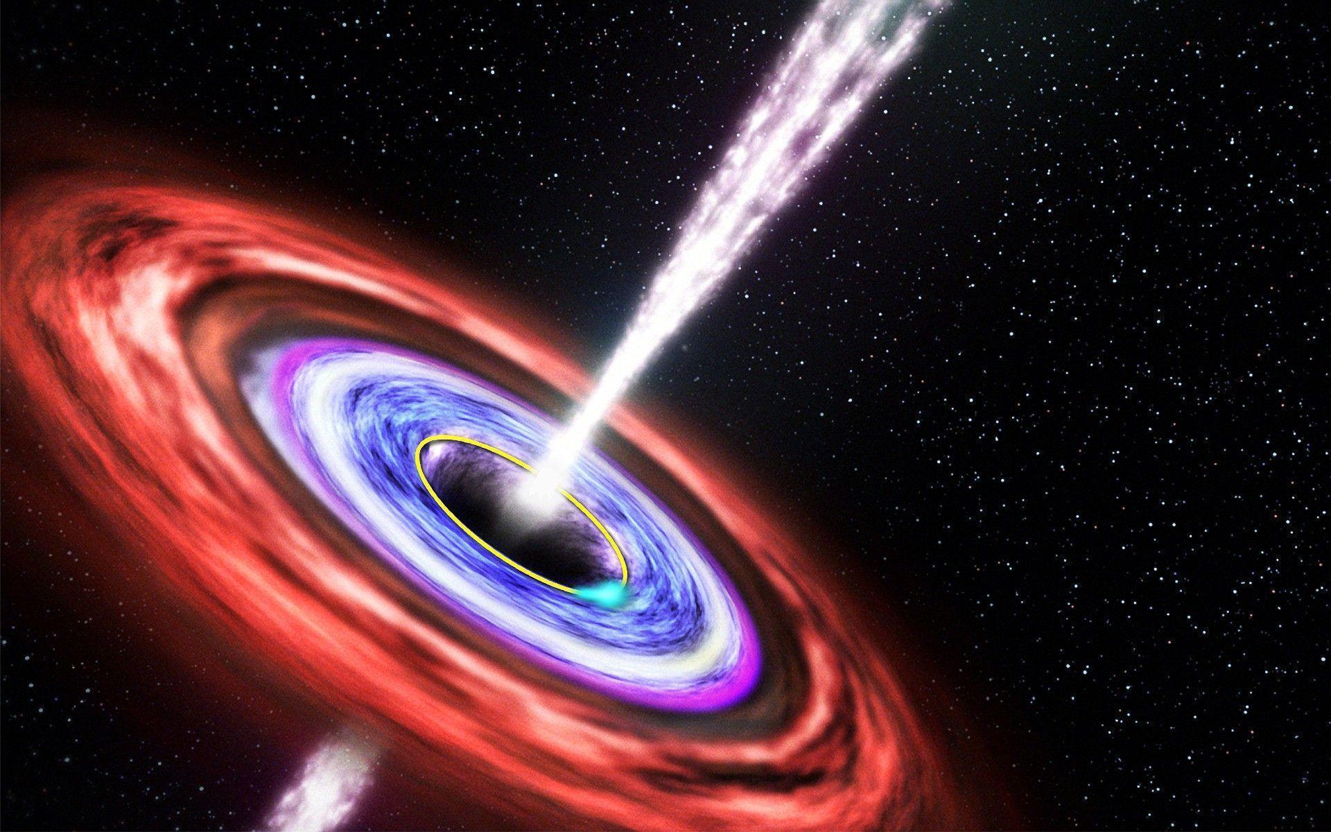 4k black hole