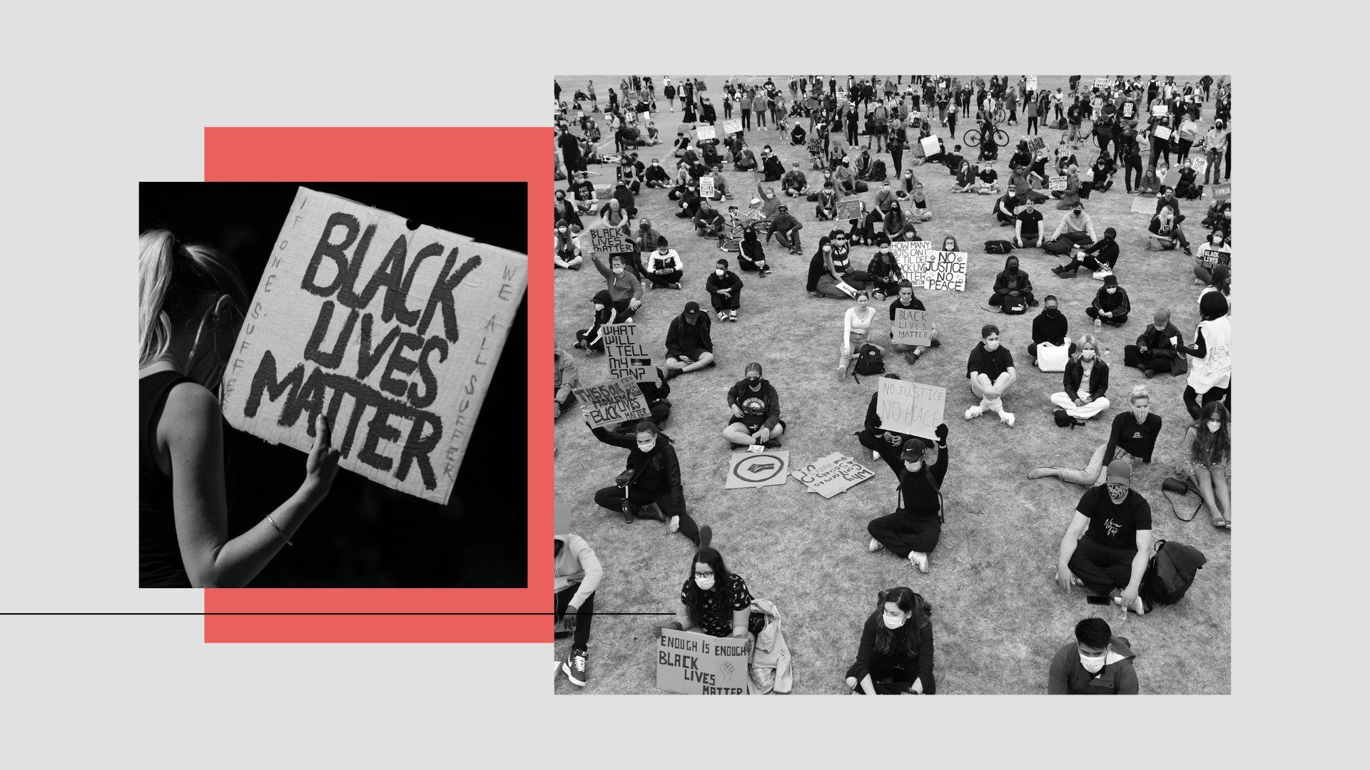 black lives matter symbol