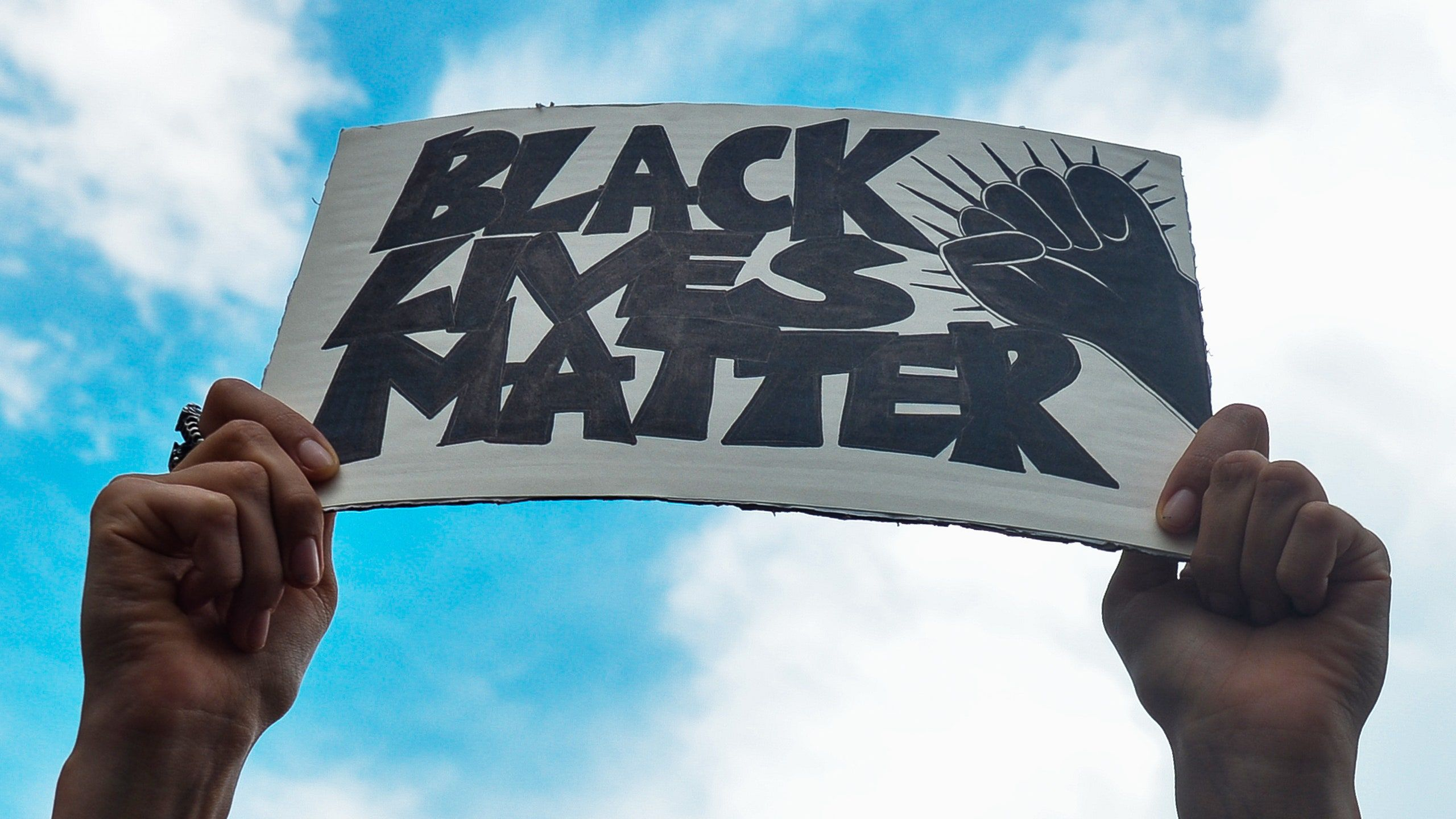 black lives matter cover photo