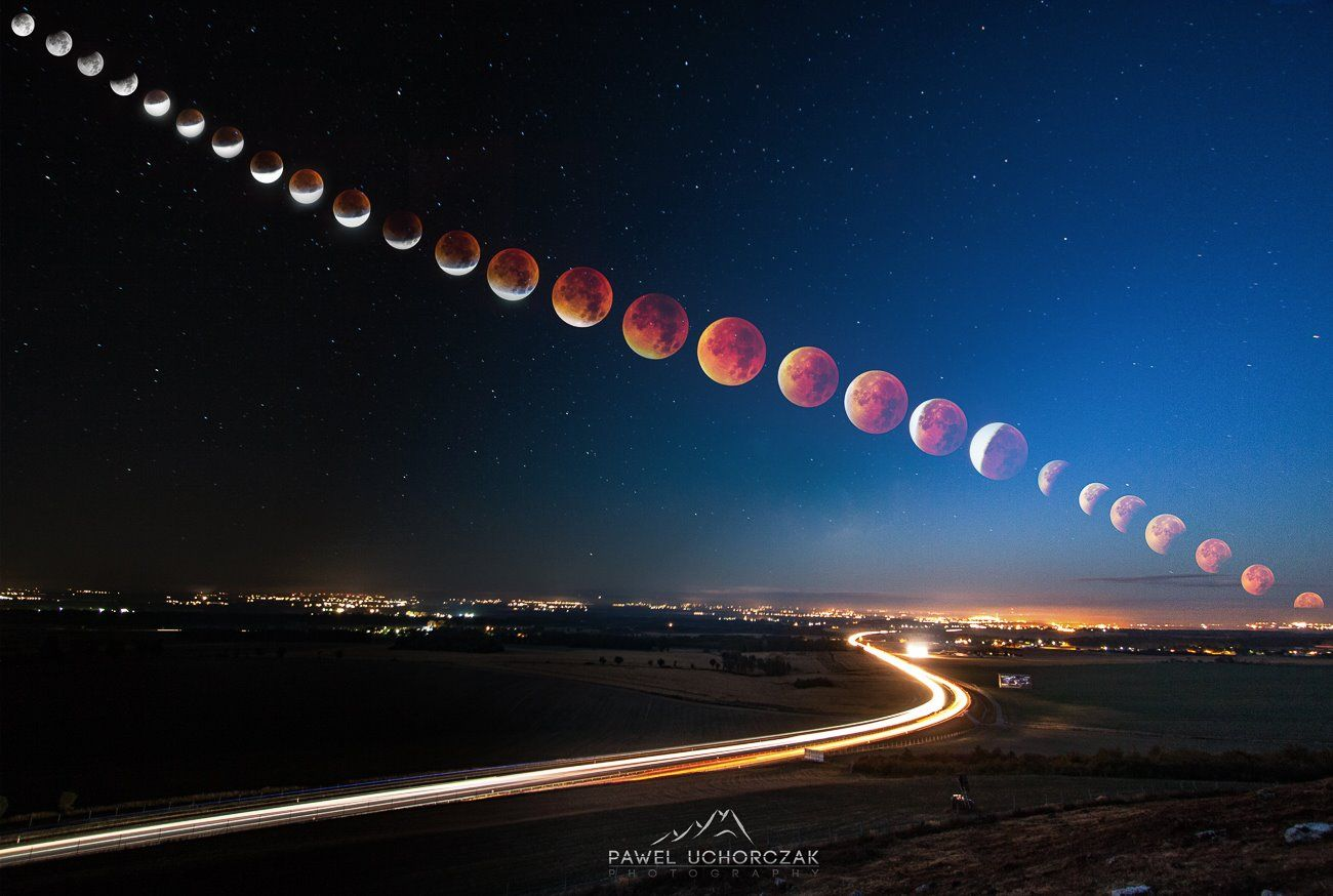 best wallpaper of blood moon, blood moon