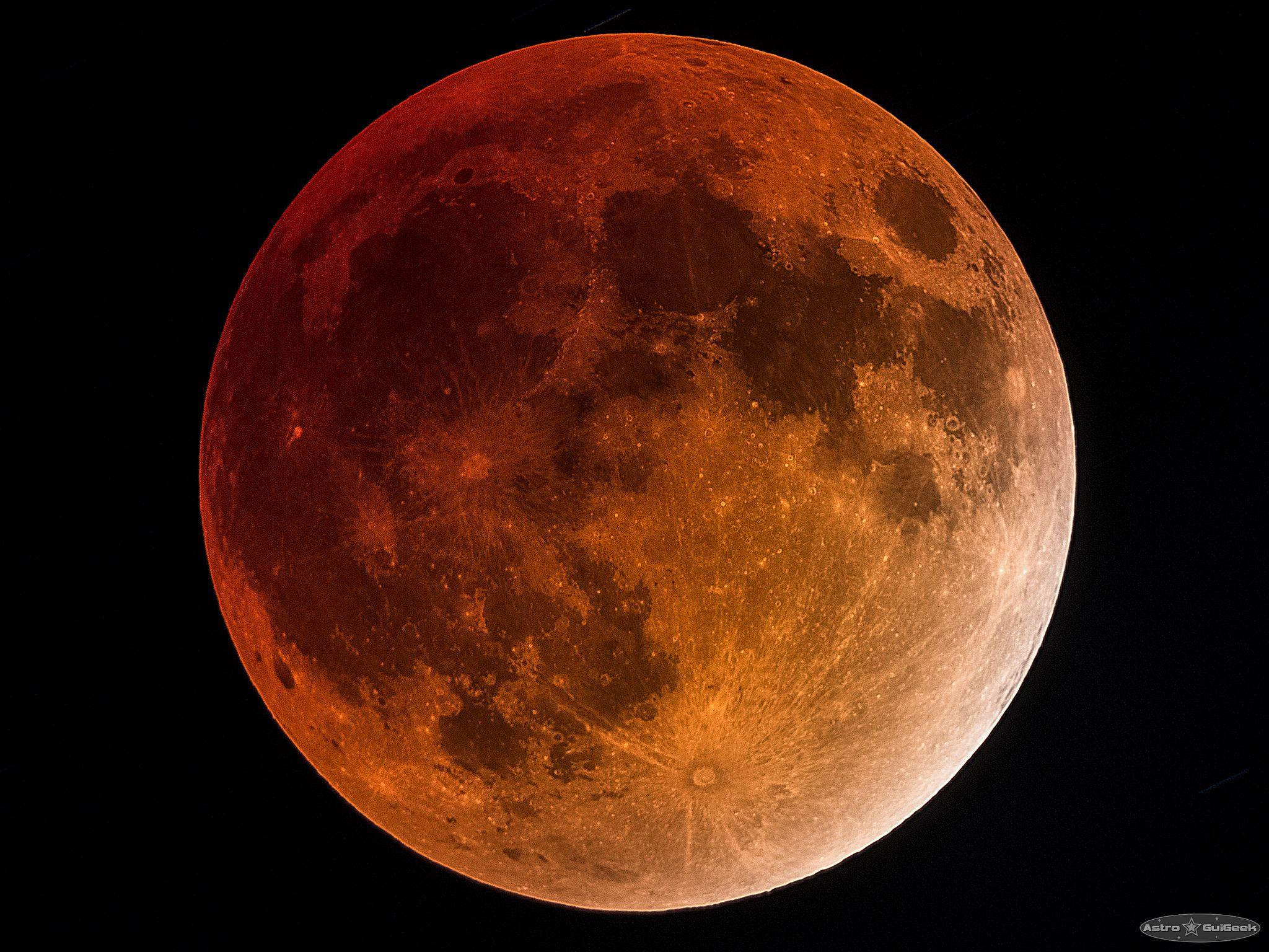 blood screensavers, new red moon pic