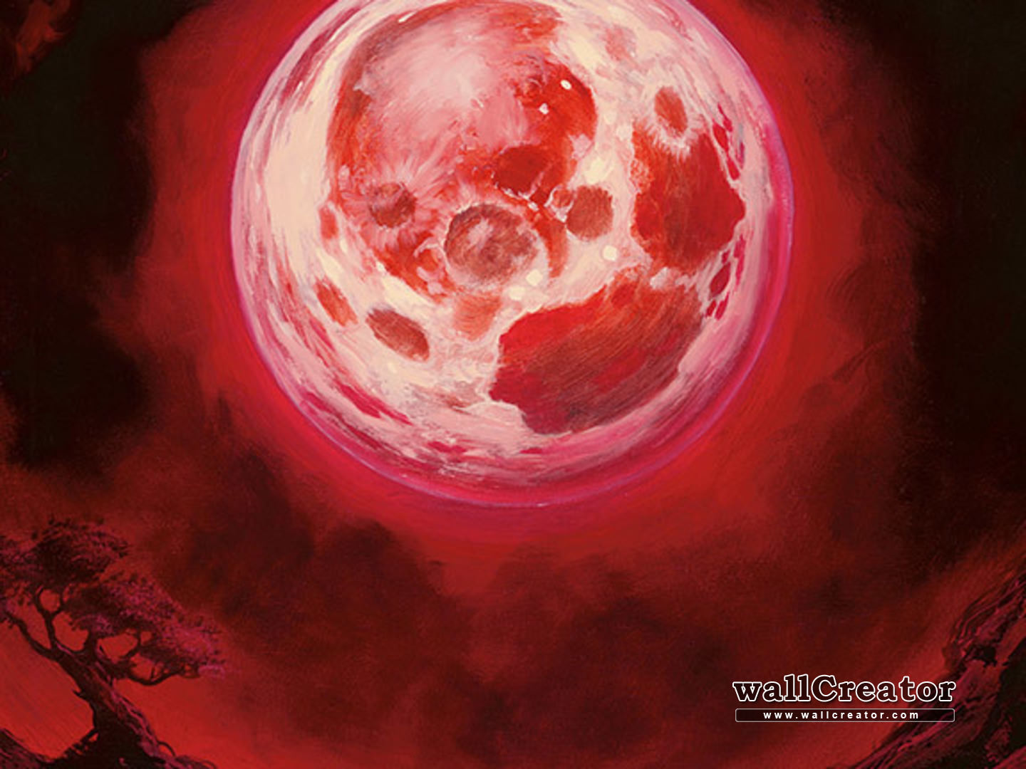 blood moon 1080p, blood mon