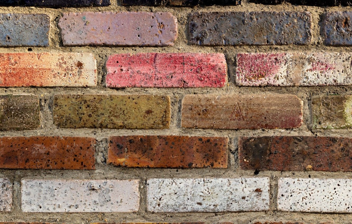 high res brick wall