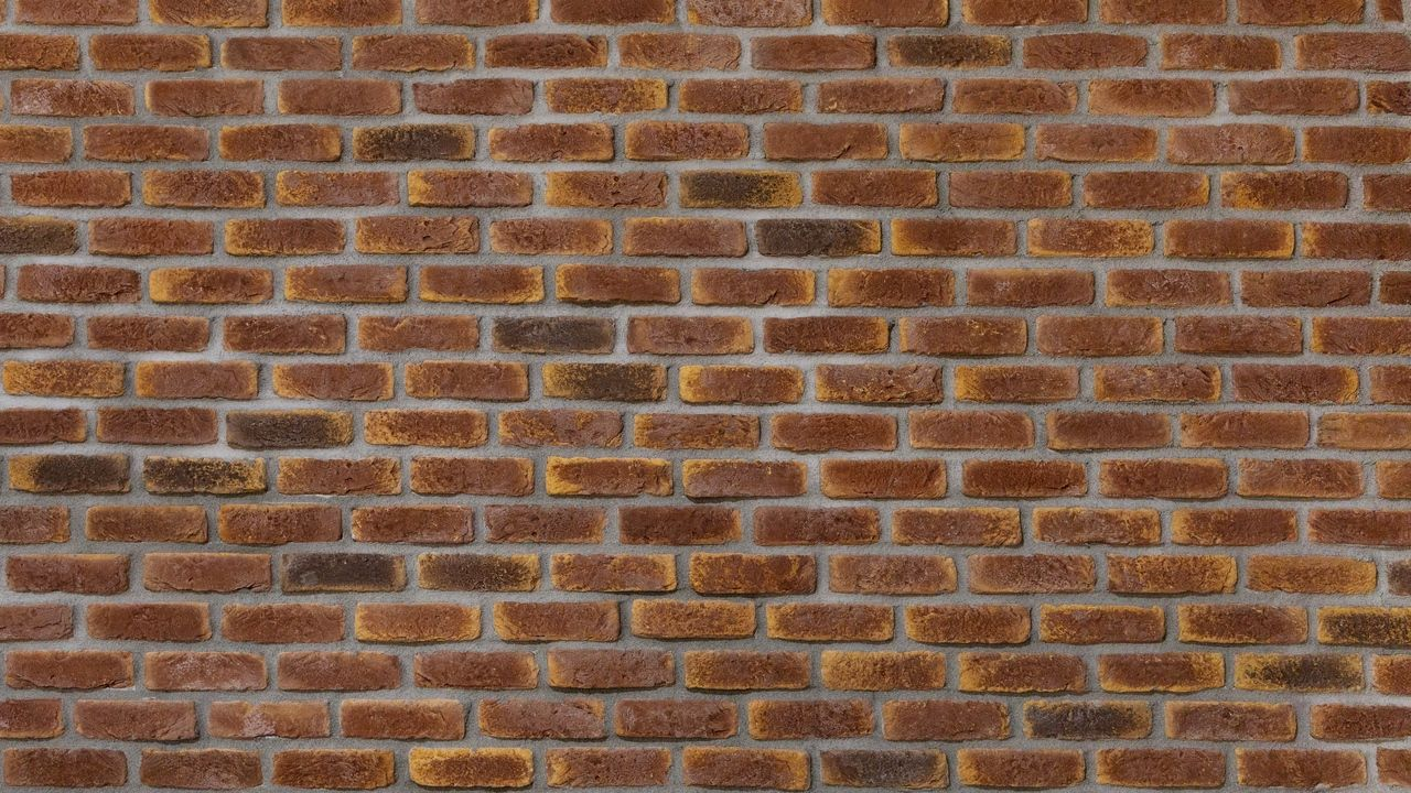 background brick wall