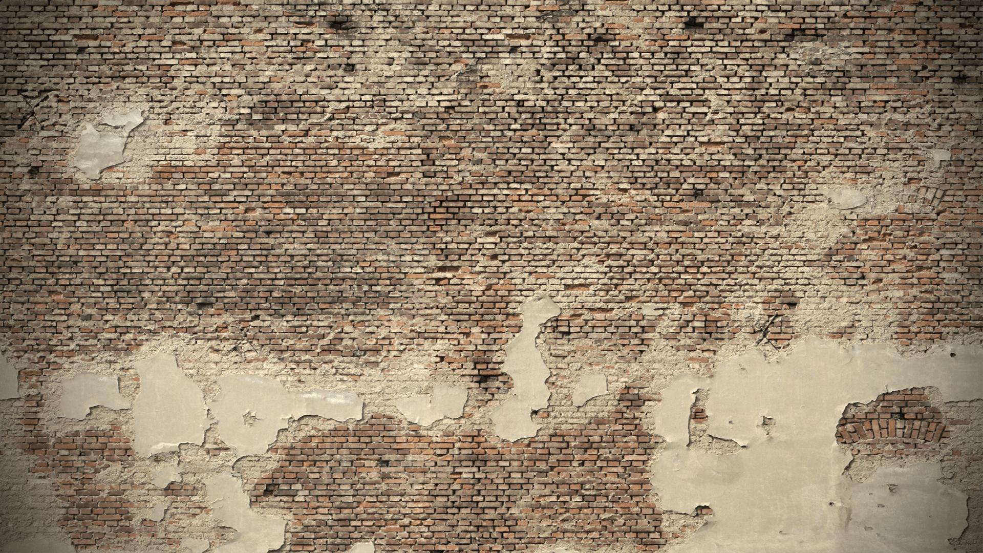 4k brick wall