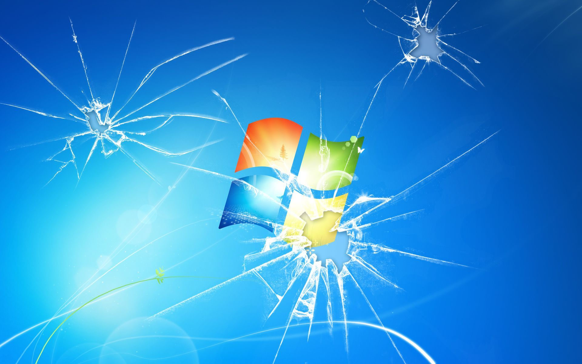 cracked screen wallpaper for android