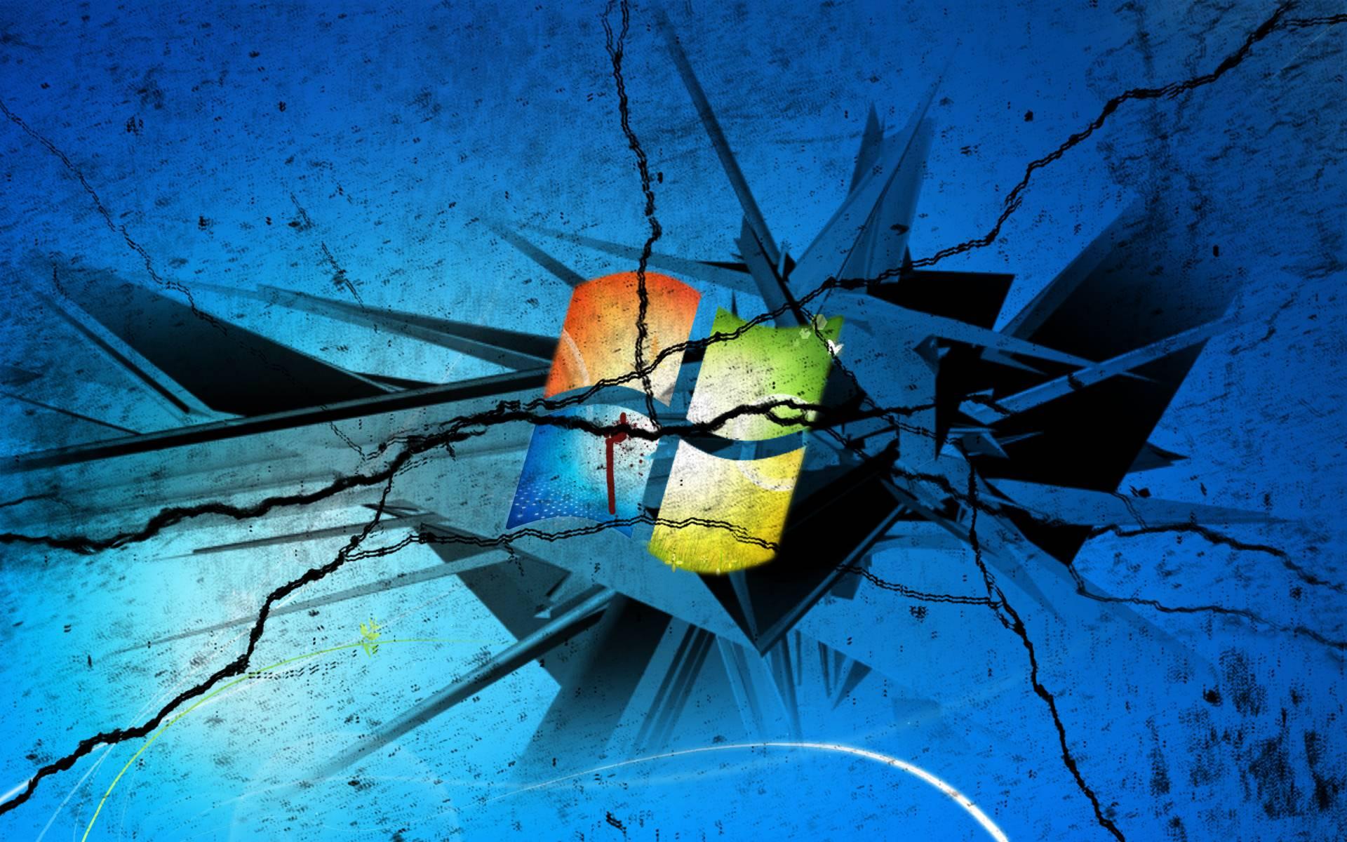 broken screen backgrounds