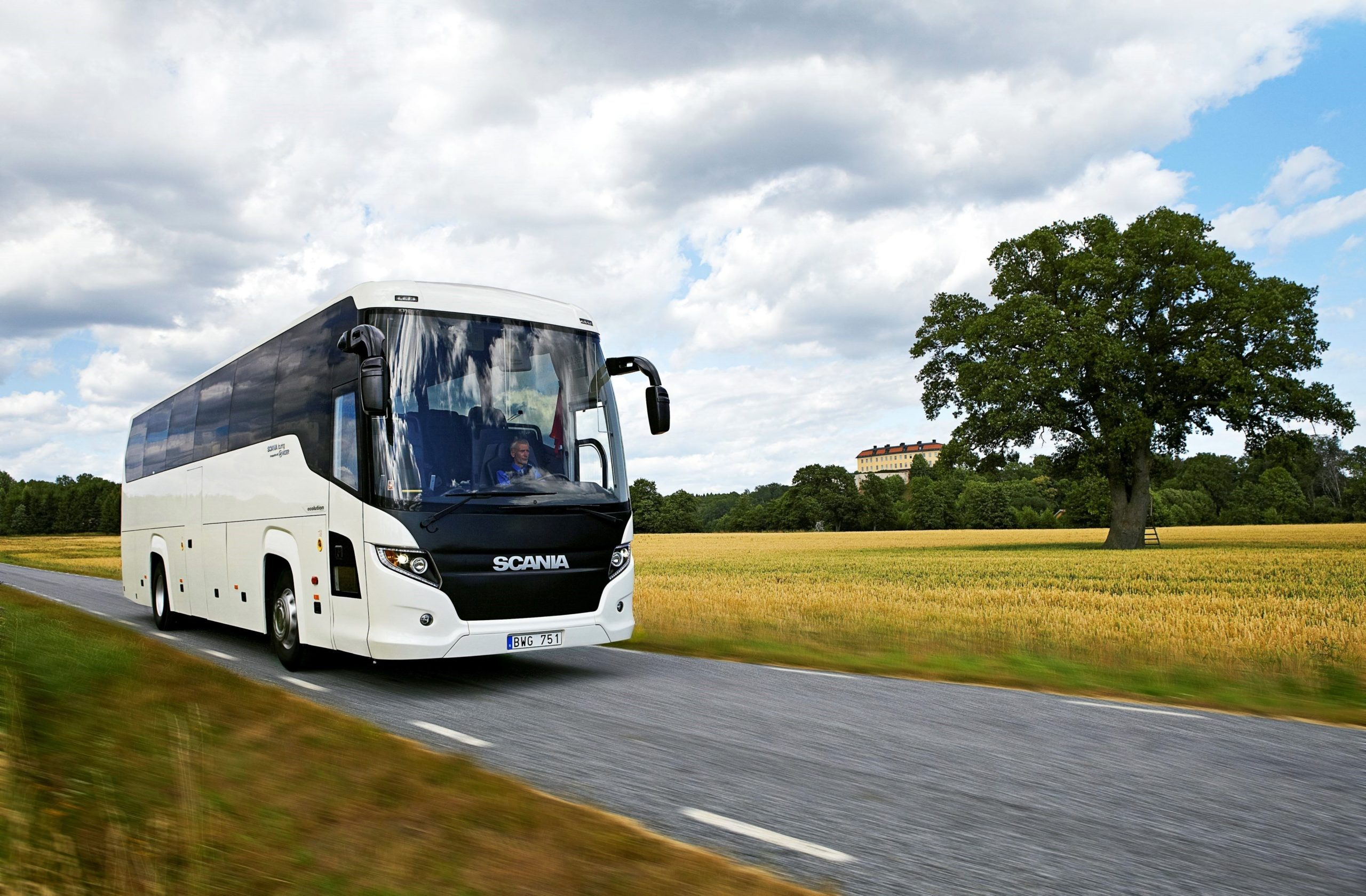 volvo bus photo gallery