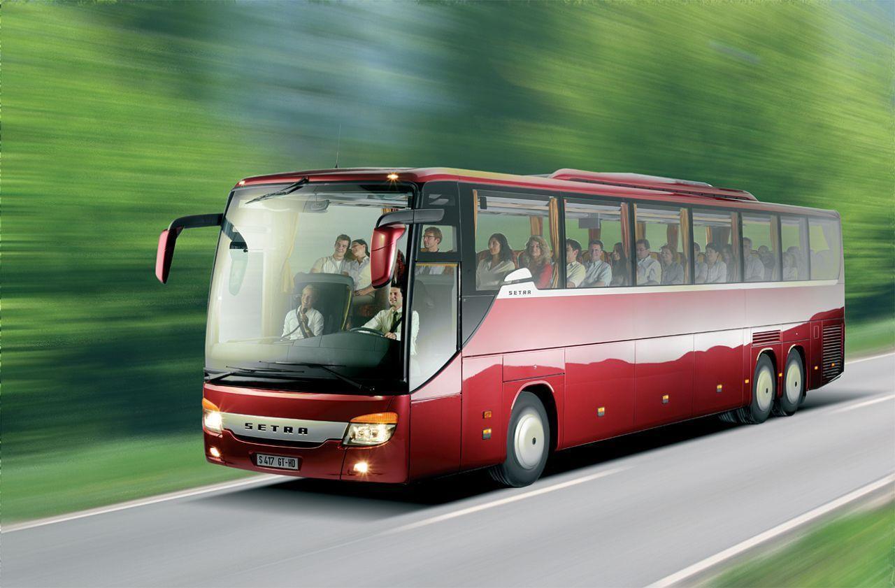 airavat bus images