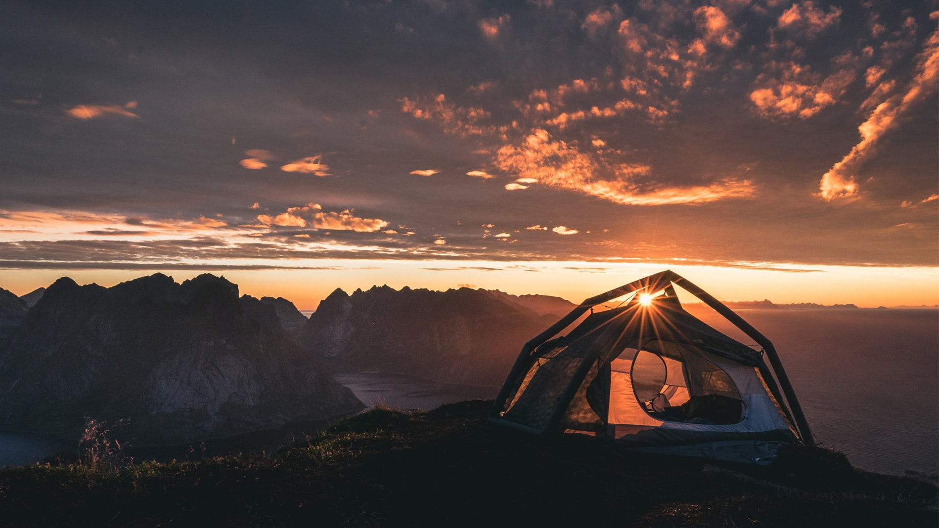 camping background images