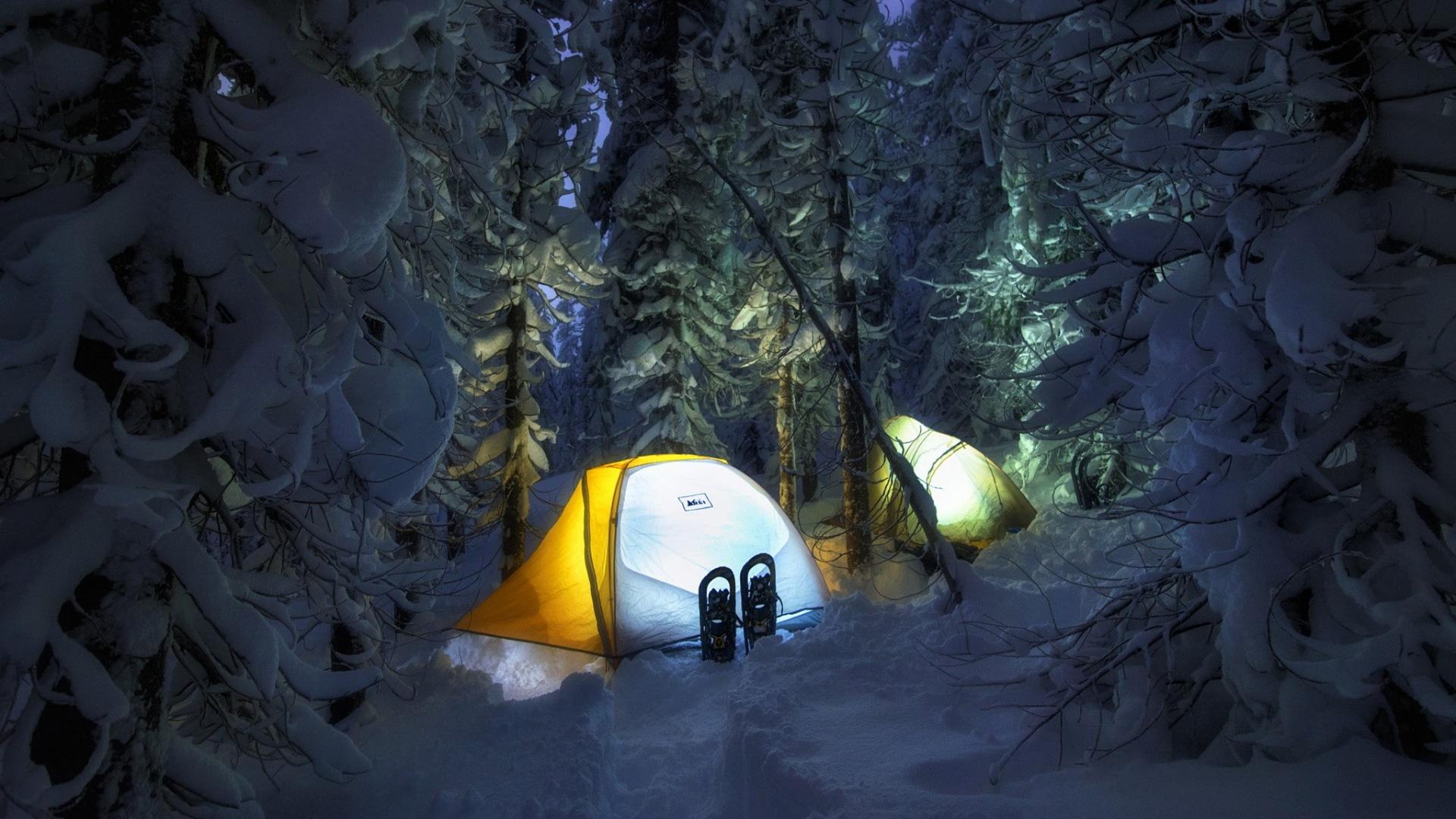 pics of camping