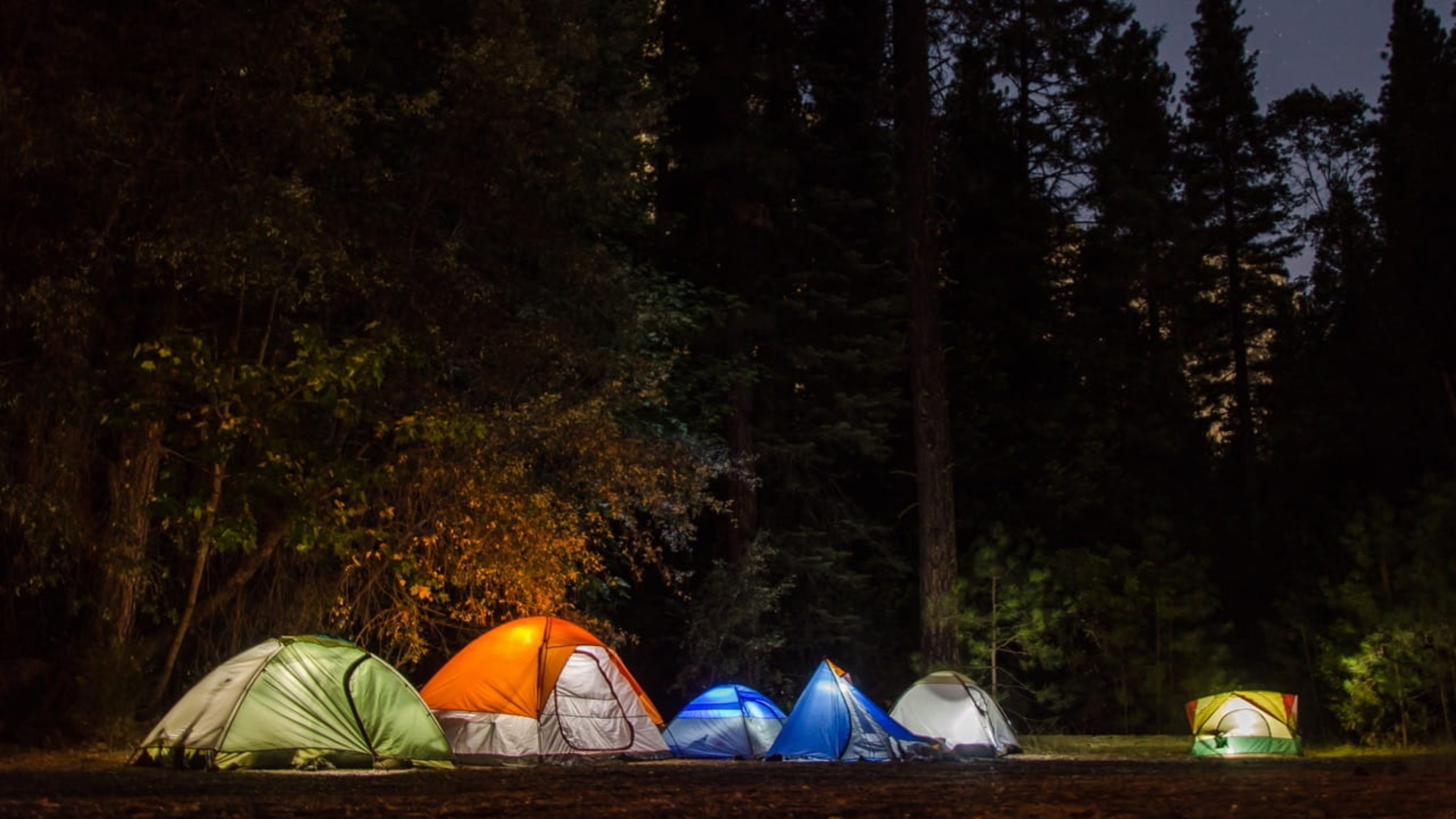 creative commons camping images