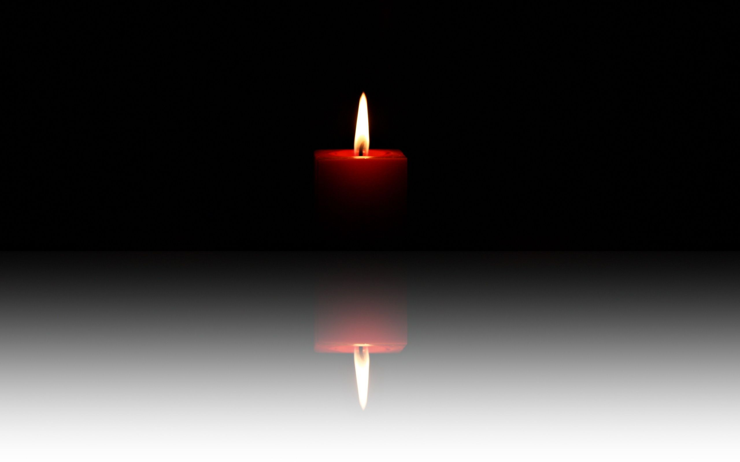 pictures of lit candles
