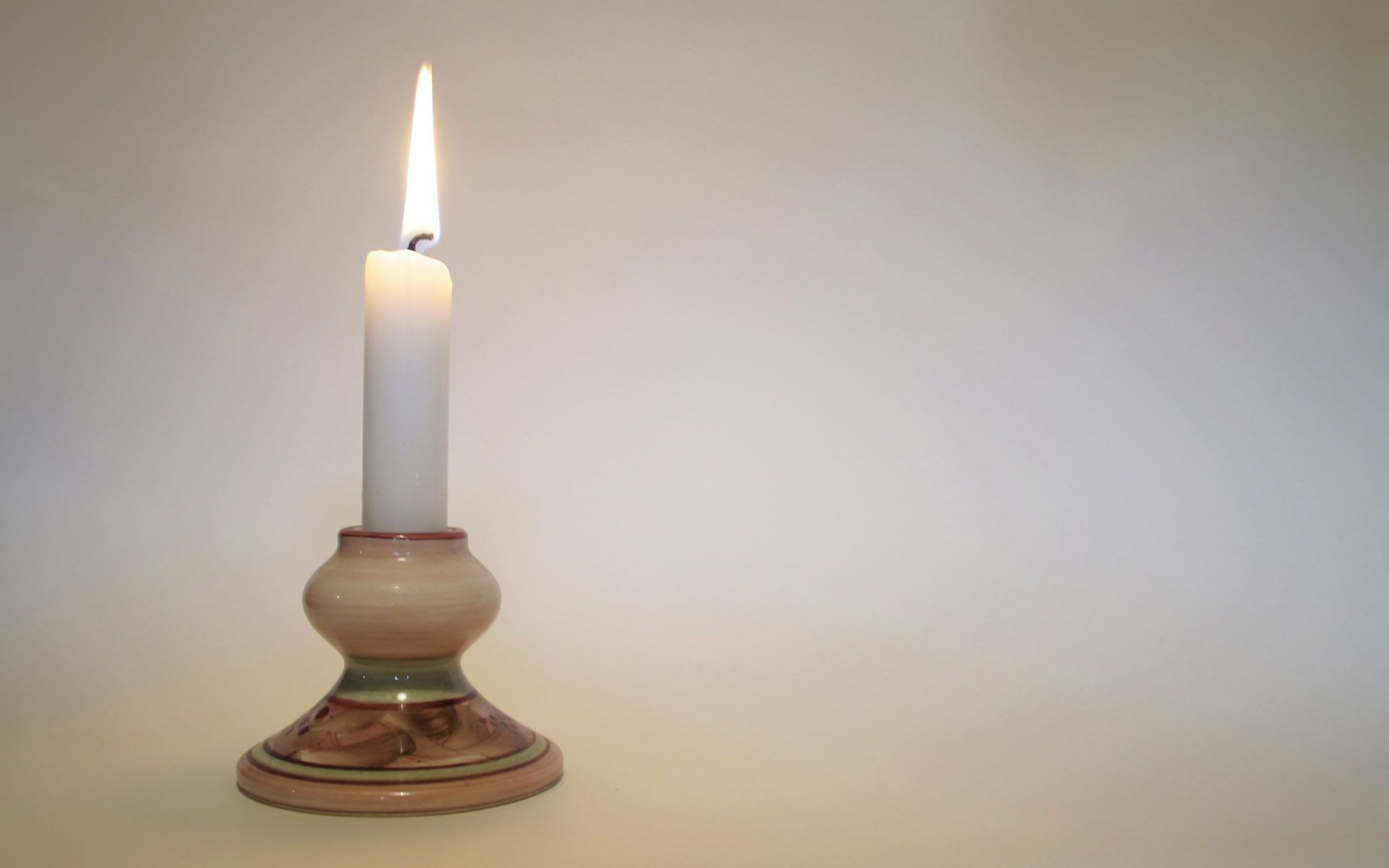 pictures of burning candles