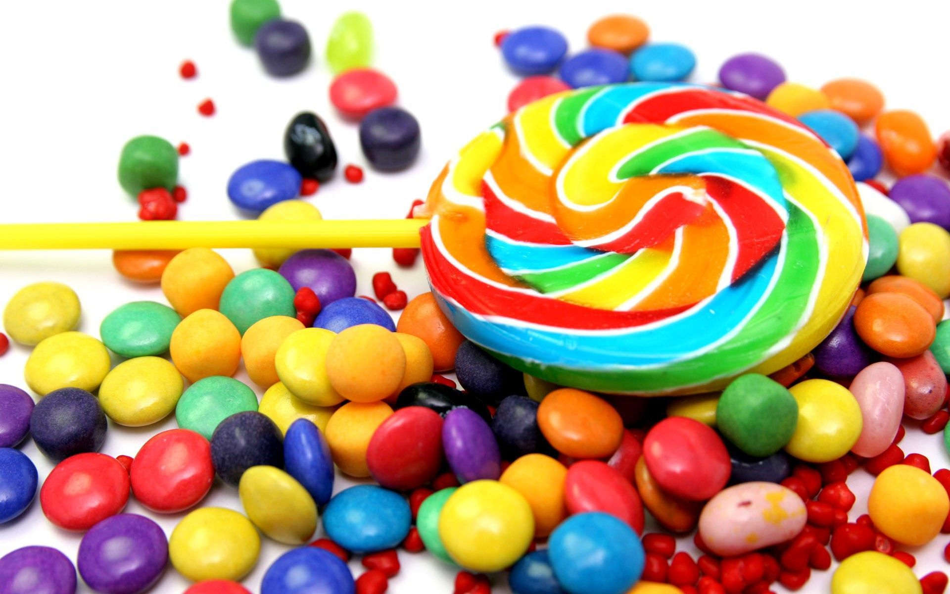 show me pictures of candy