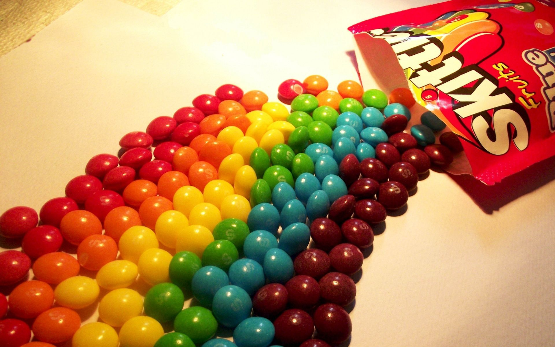 images of different types of candy