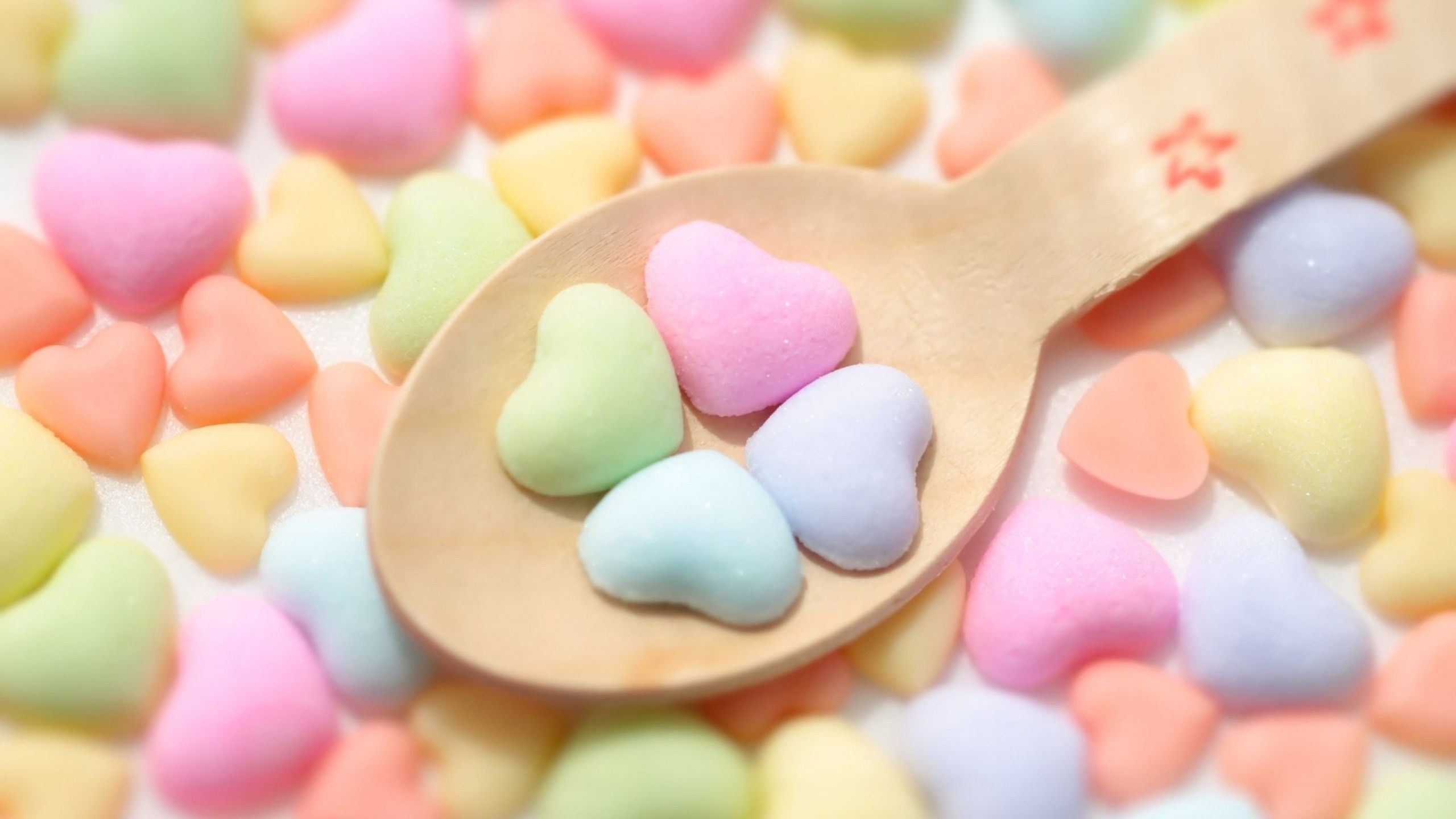 pictures of different types of candy