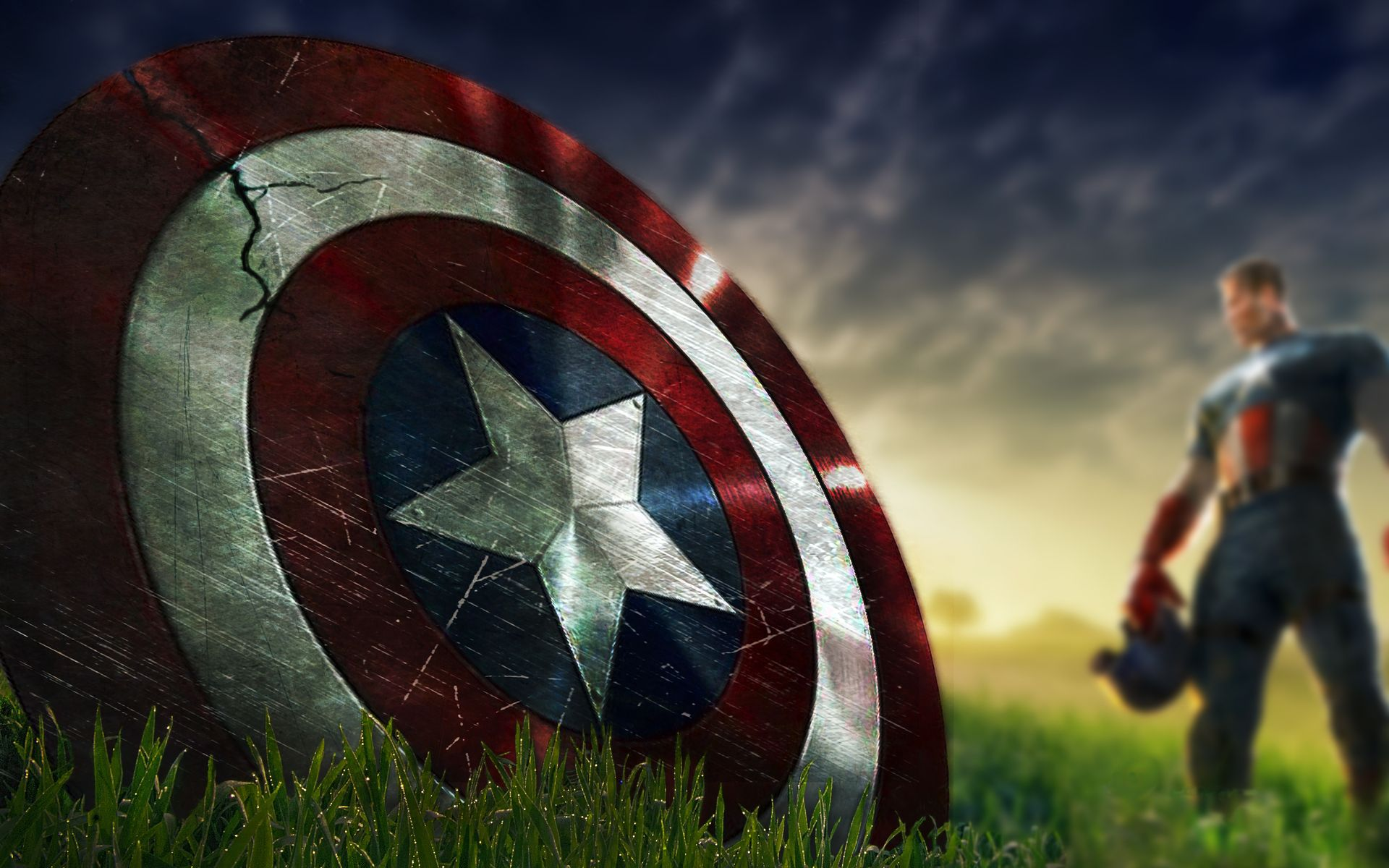 captain america hd wallpaper for pc