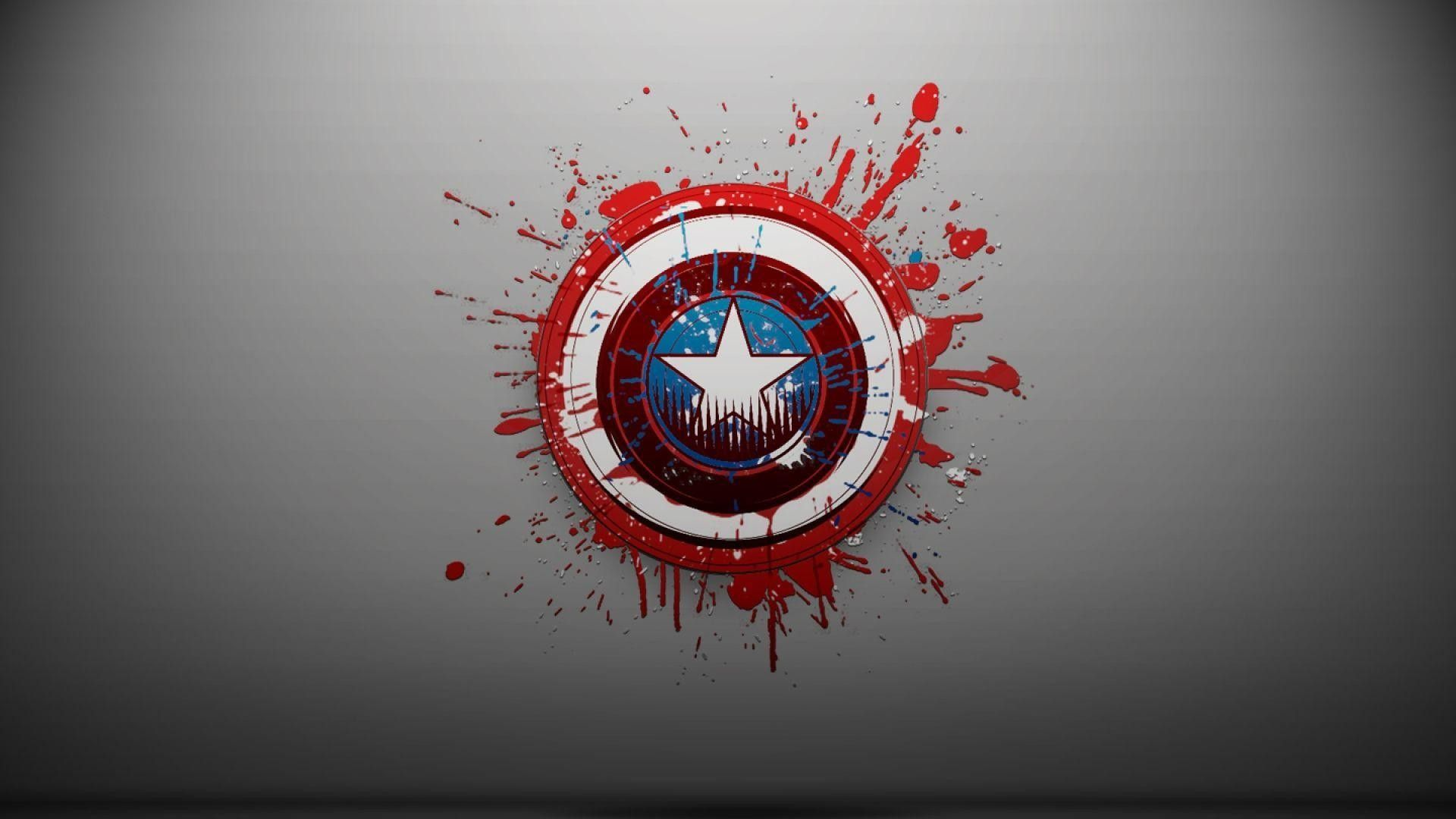 captain america desktop wallpaper