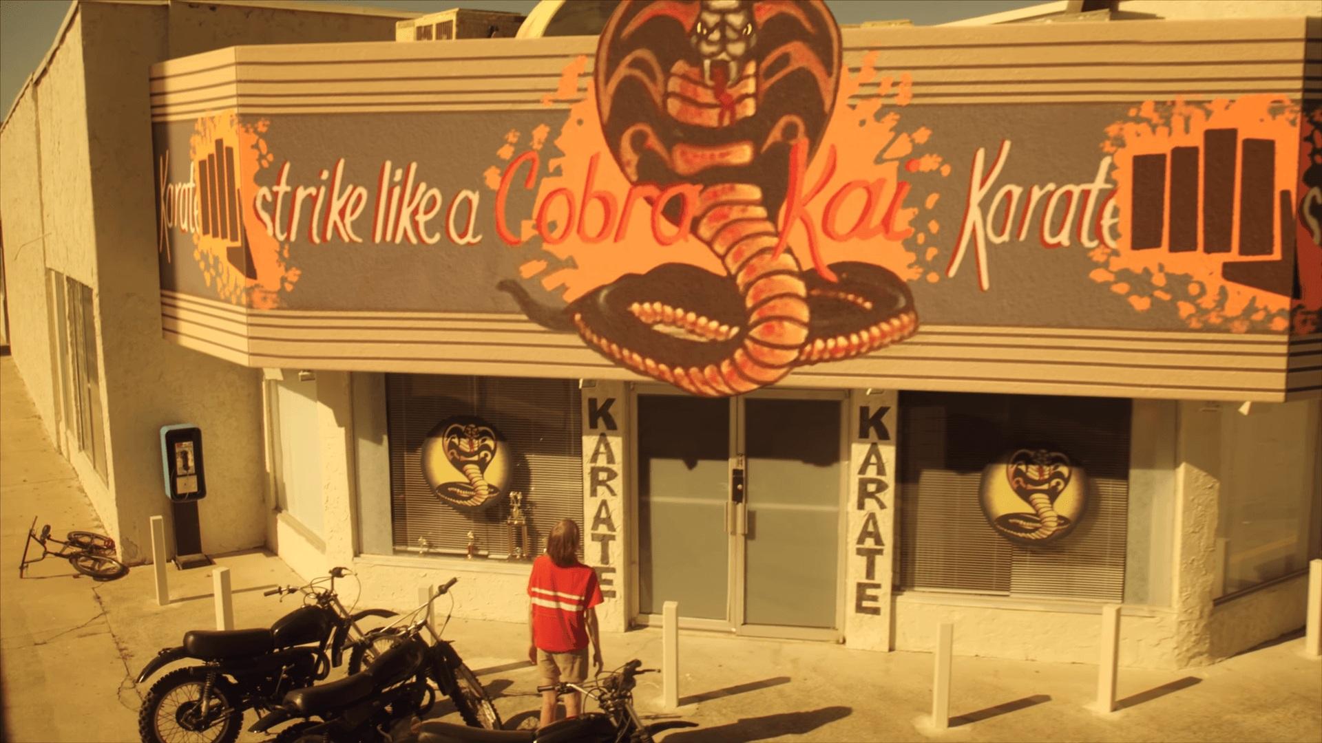 cobra kai wallpaper miguel