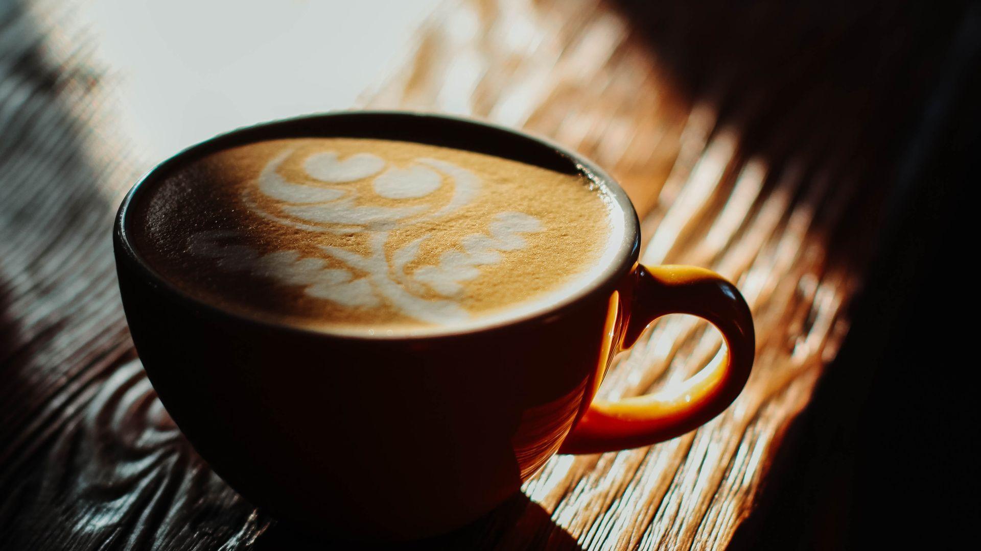 desktop wallpaper coffee