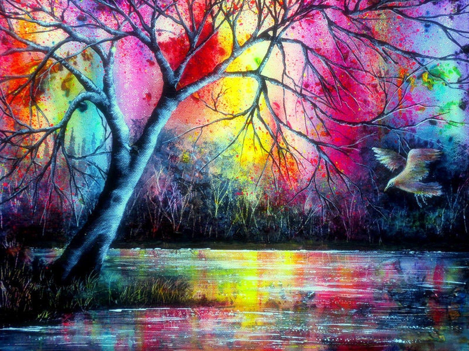 colorful wallpaper 4k