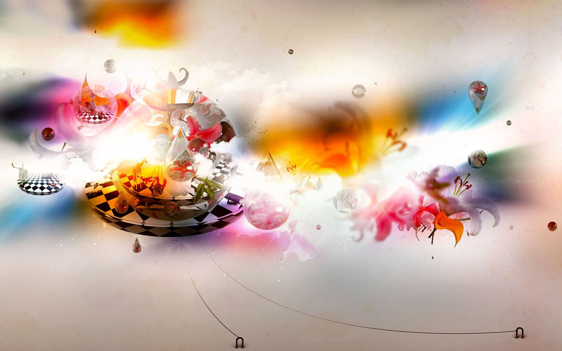 multicolor background hd images