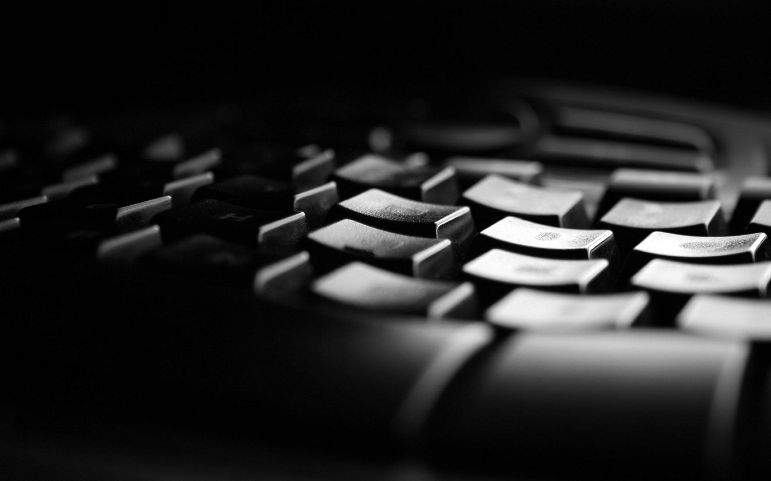 image of computer keyboard 4k