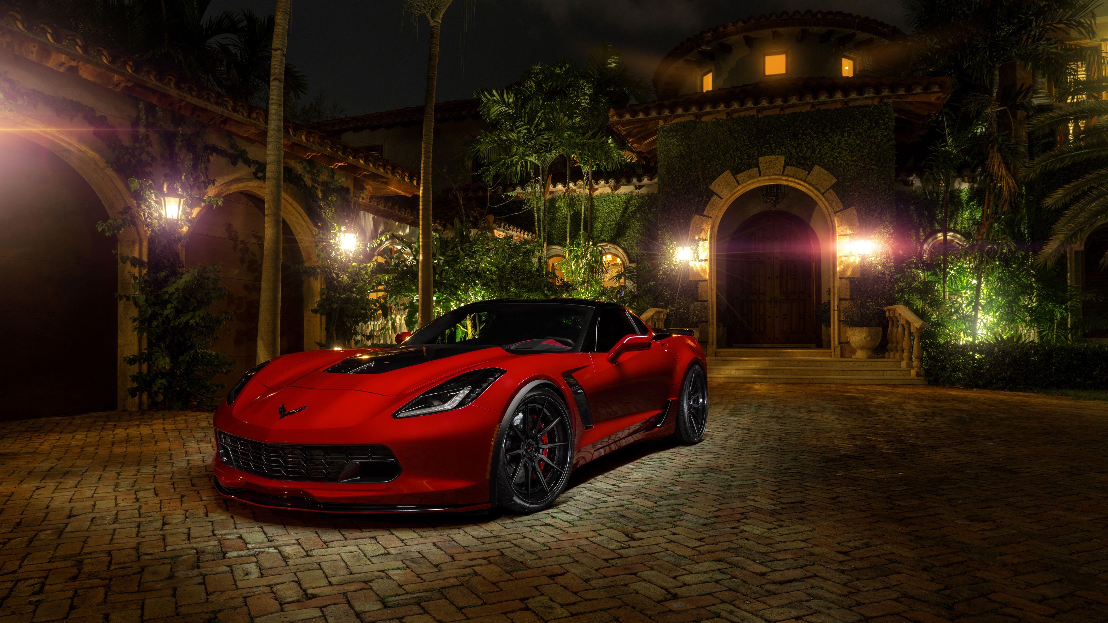 corvette wallpapers