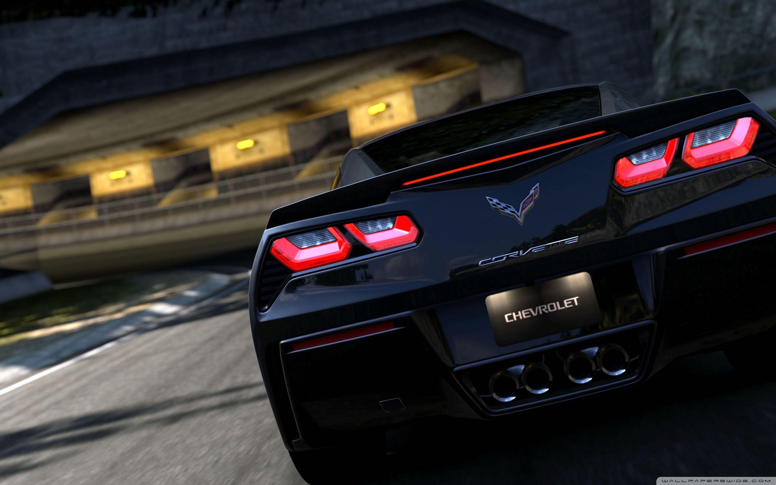 corvette hd wallpaper